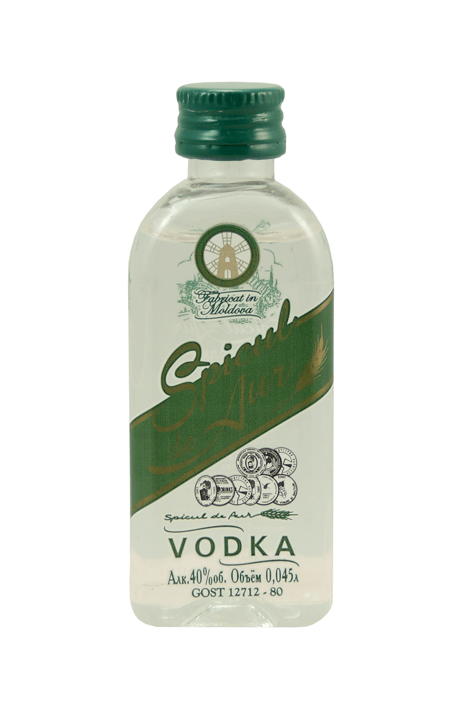 Spicul De Aur Premium Vodka