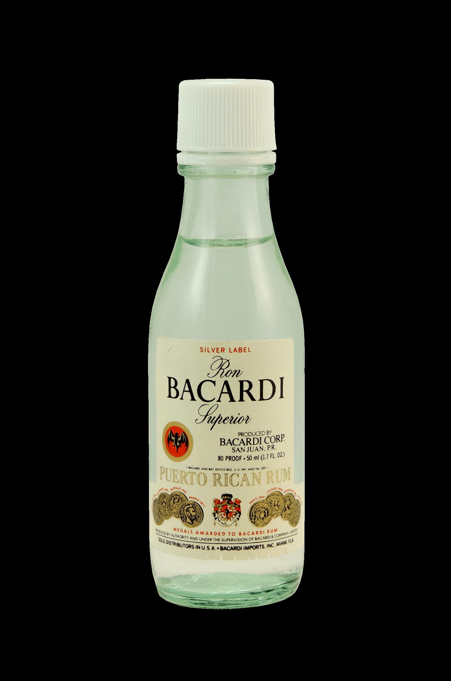 Bacardi Puerto Rican Rum