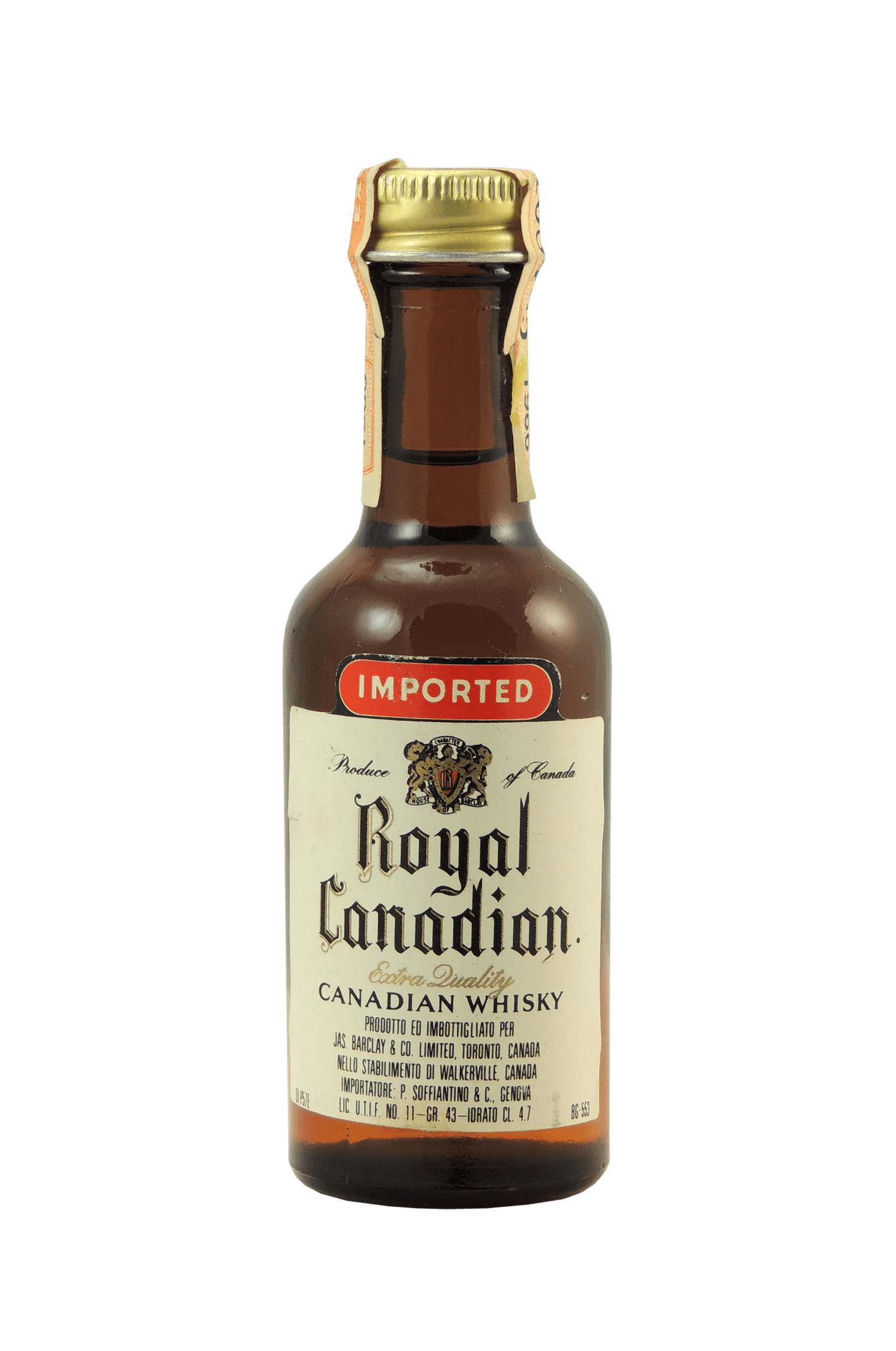 Royal Canadian Whisky