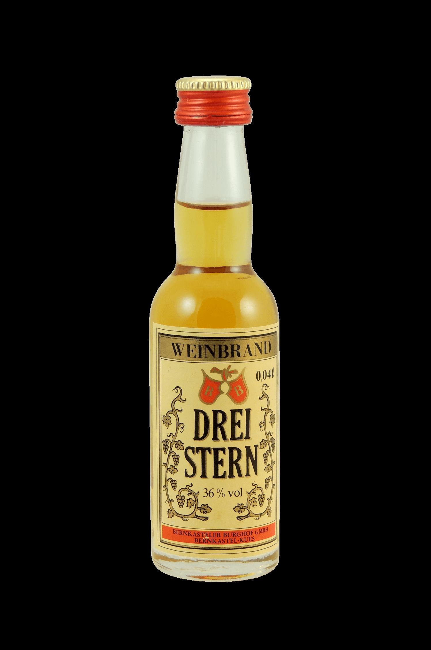 Weinbrand Drei Stern