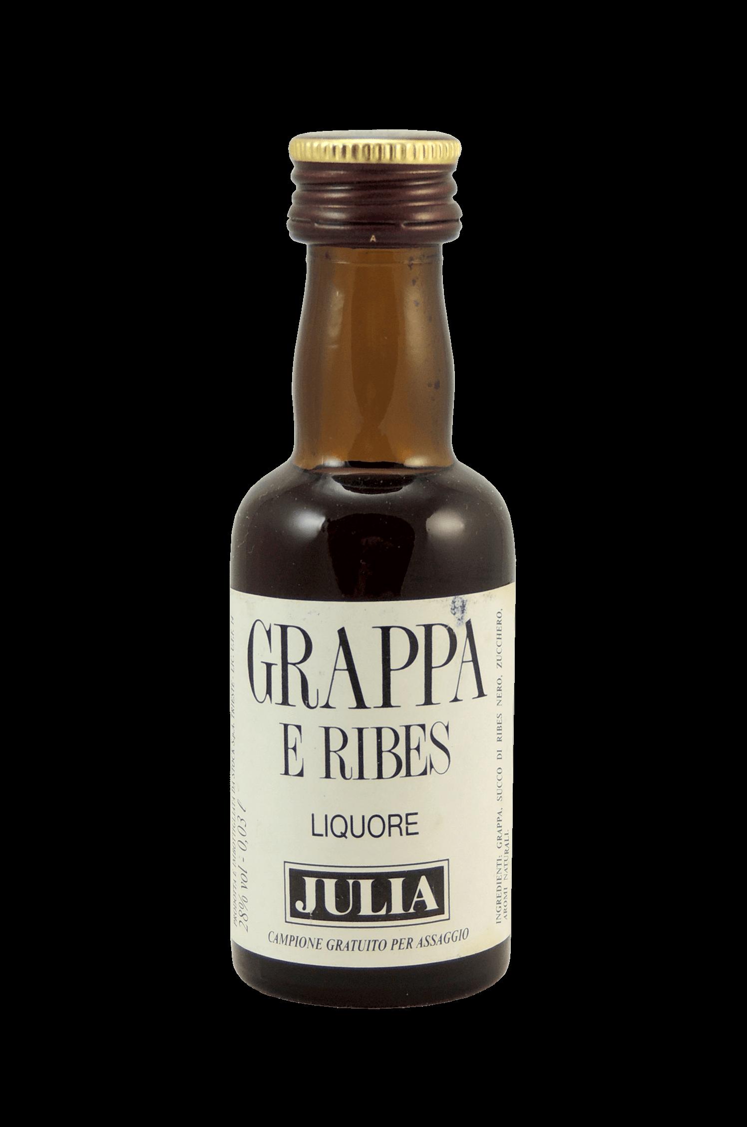 Grappa E Ribes Liquore