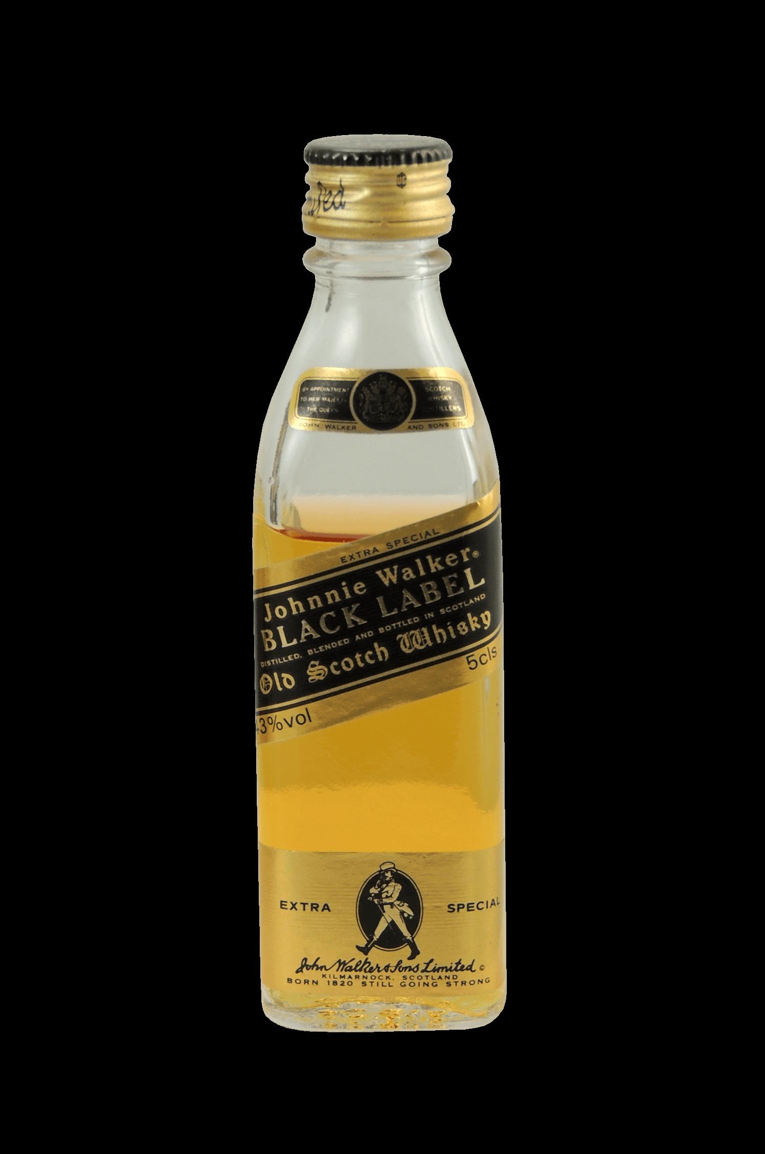 Black Label Old Scotch Whisky