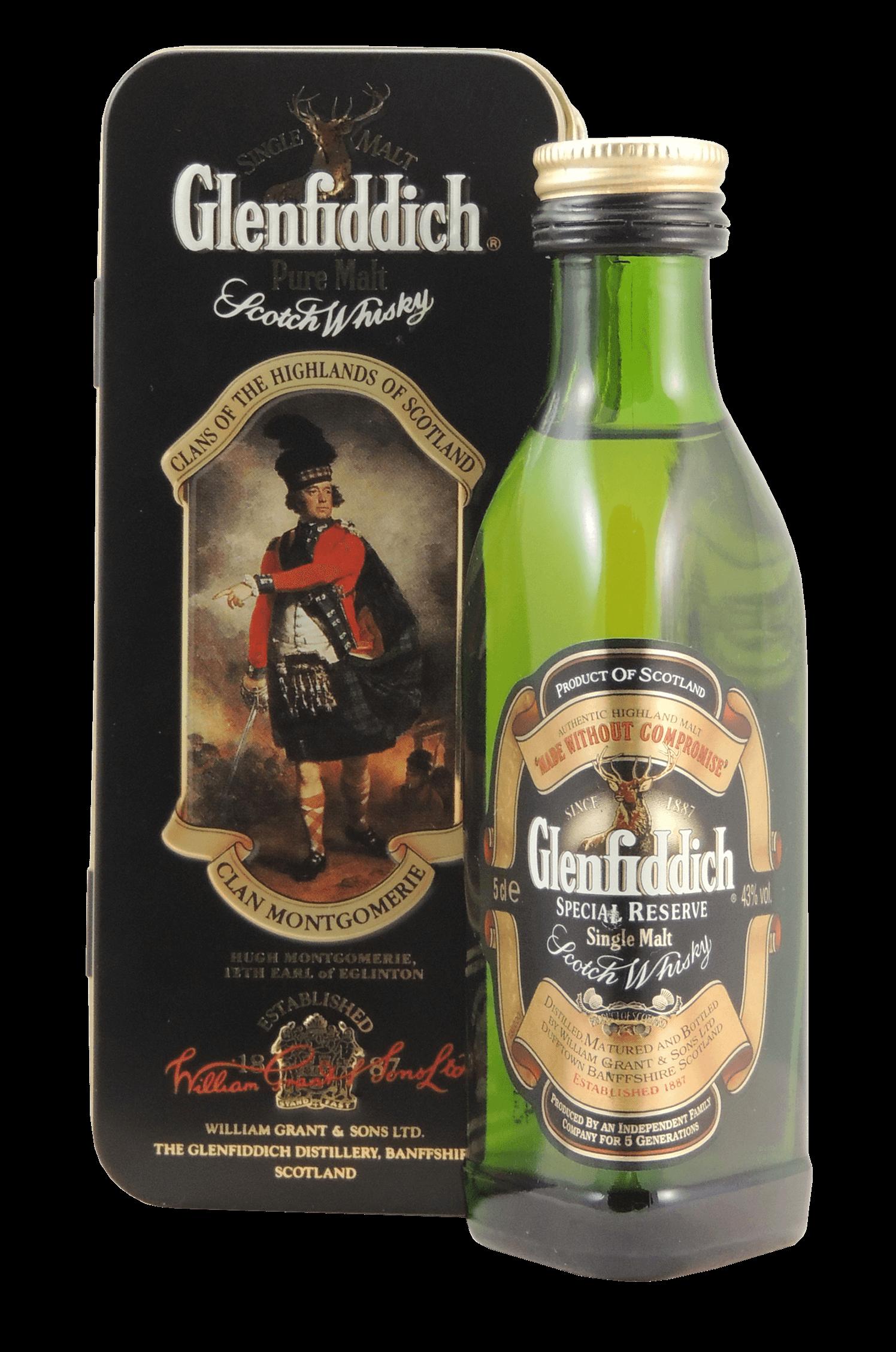 Glenfiddich Pure Malt Scotch Whisky
