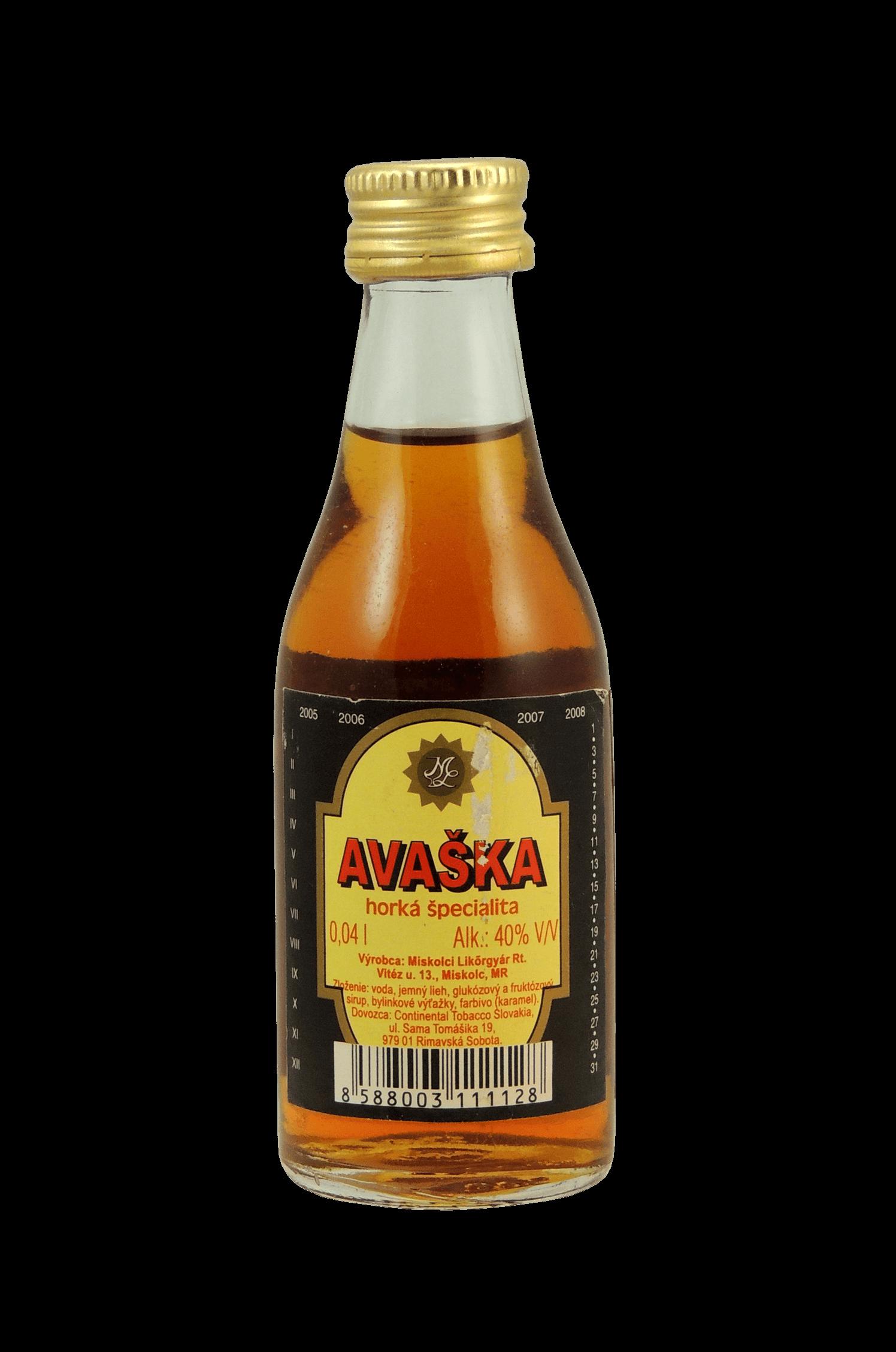 Avaška Horká