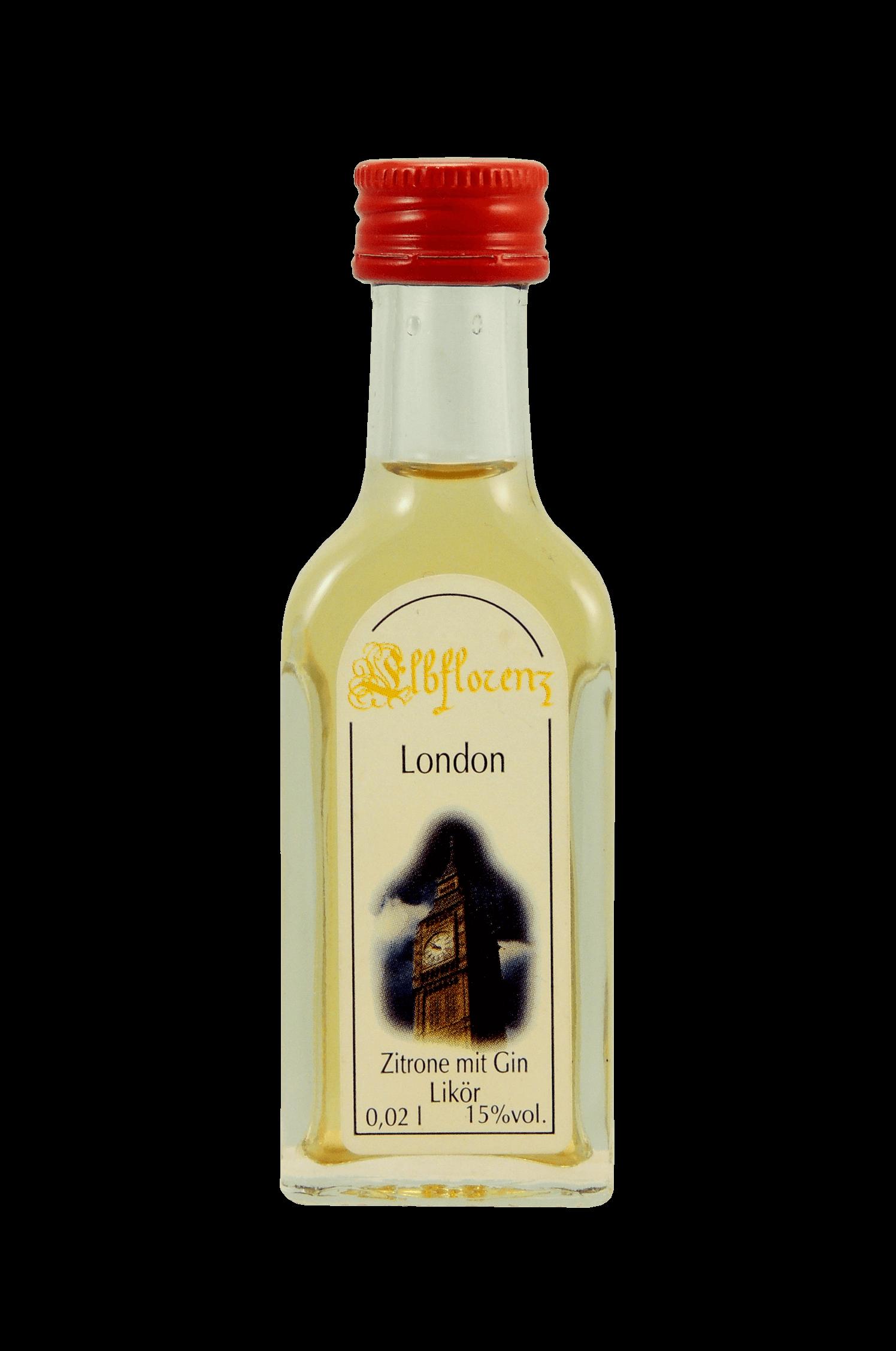 Zitrone Mit Gin Likör