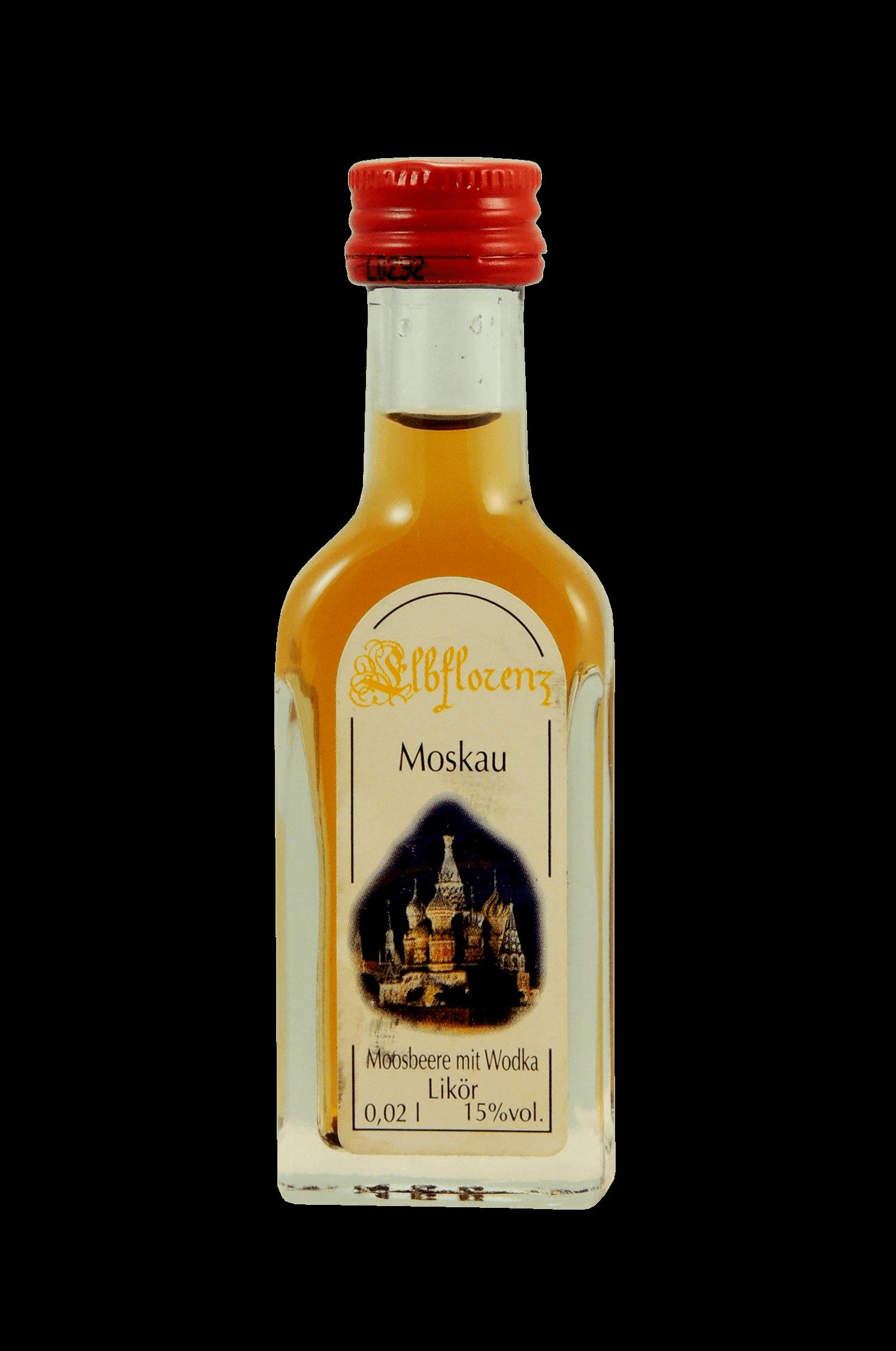 Moobeere mit Wodka Likör