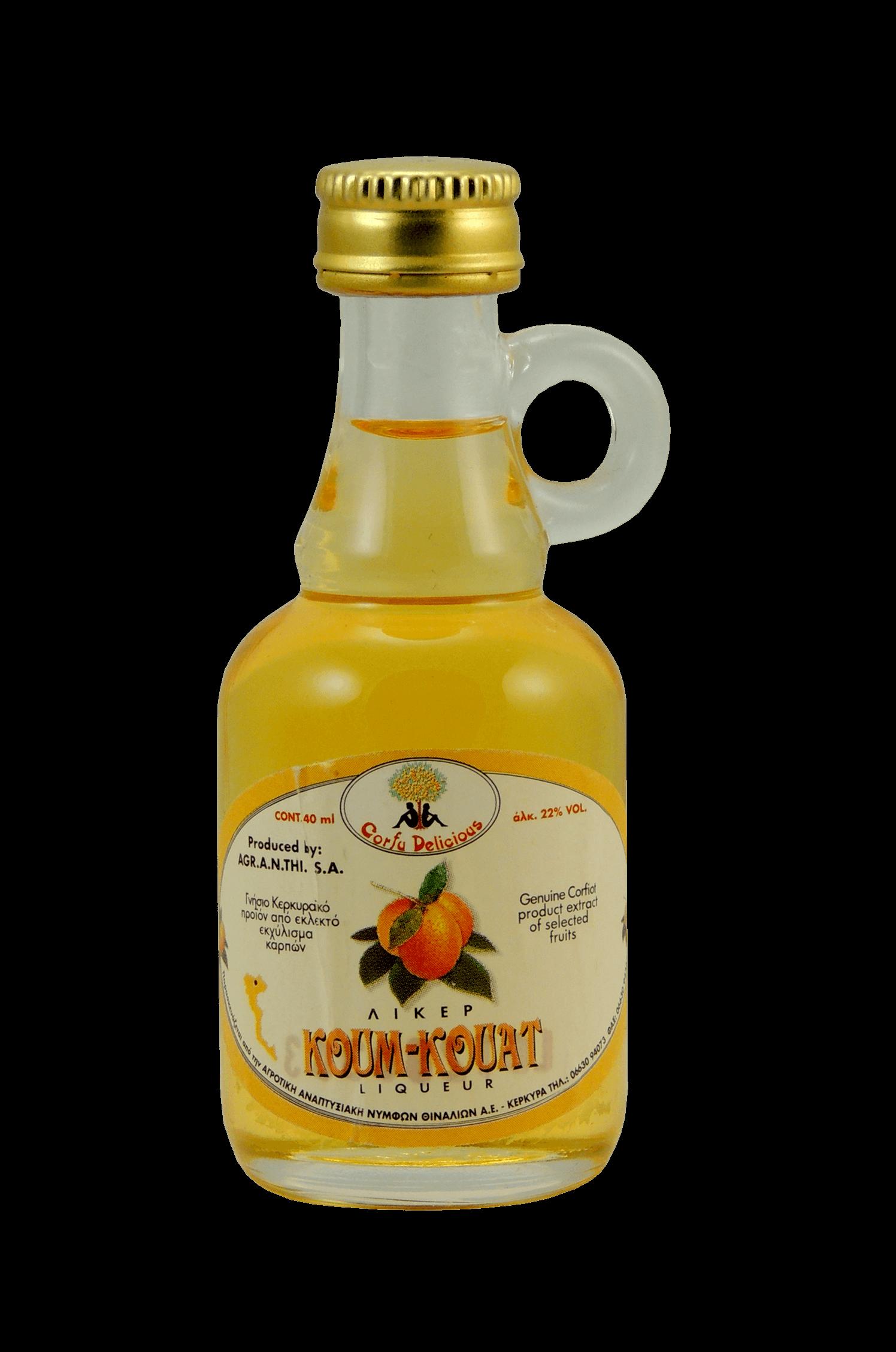 Koum – Kouat Liqueur