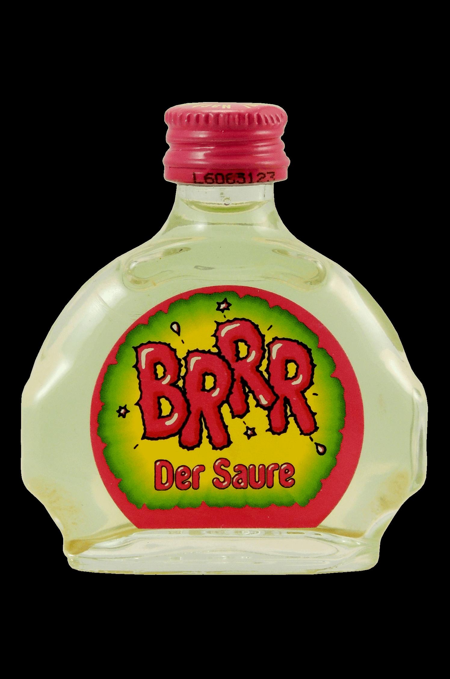 Brrr Der Saure Wodka
