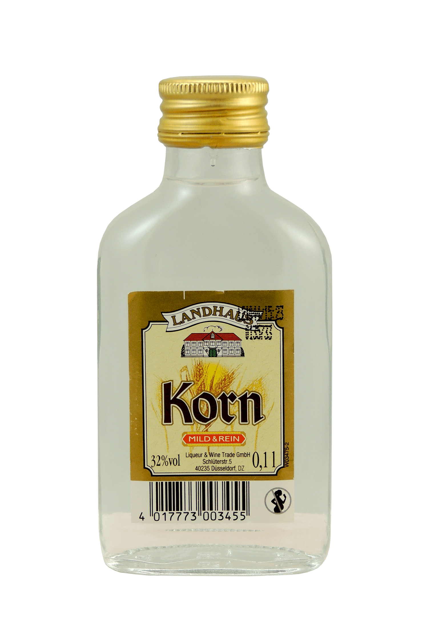 Korn Mild & Rein