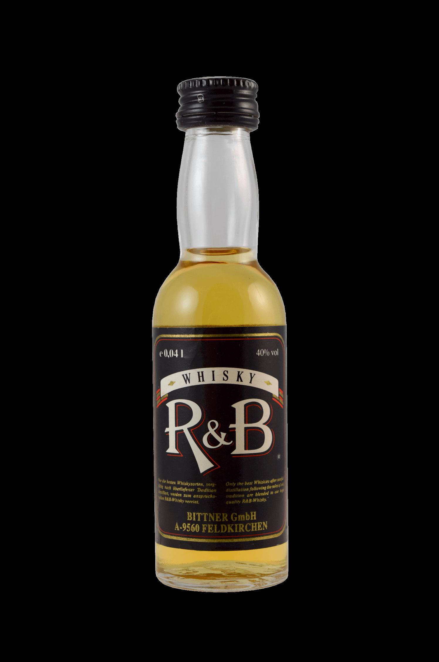 R & B Whisky