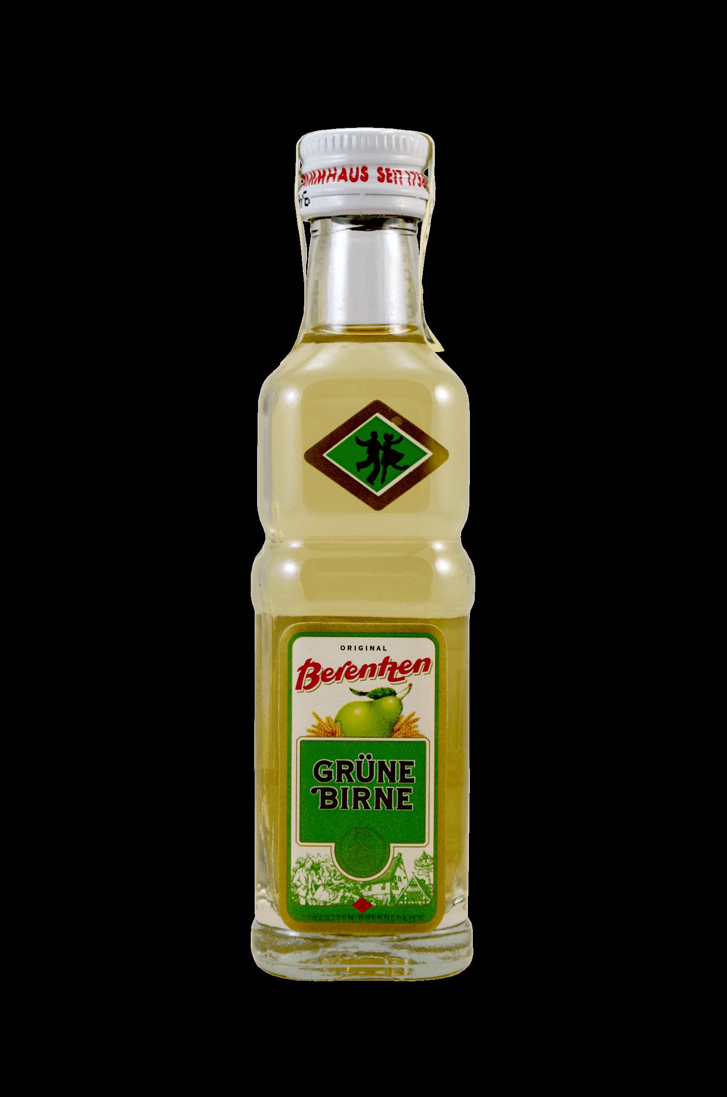 Grüne Birne Berentzen