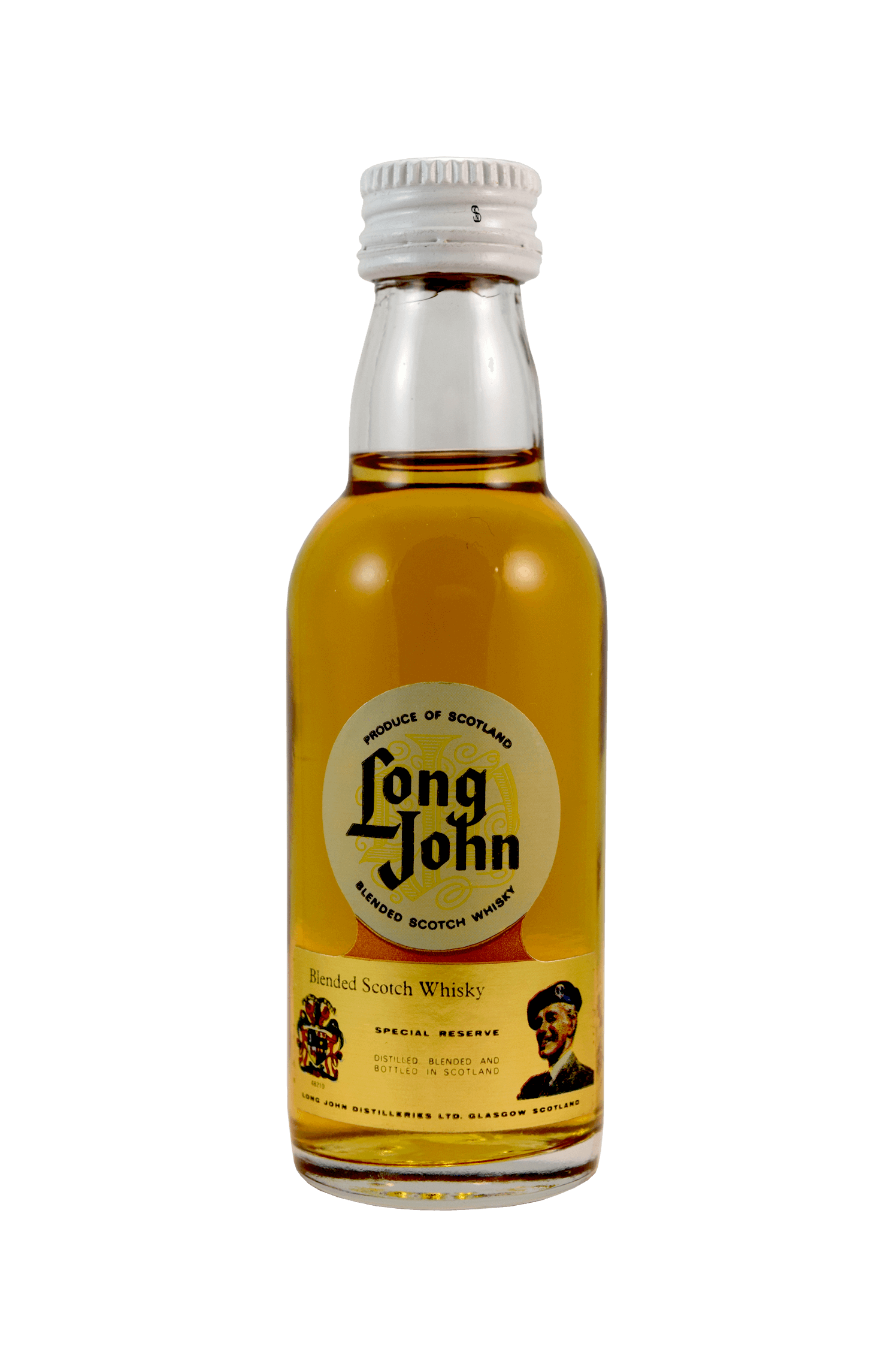 Long John Whisky