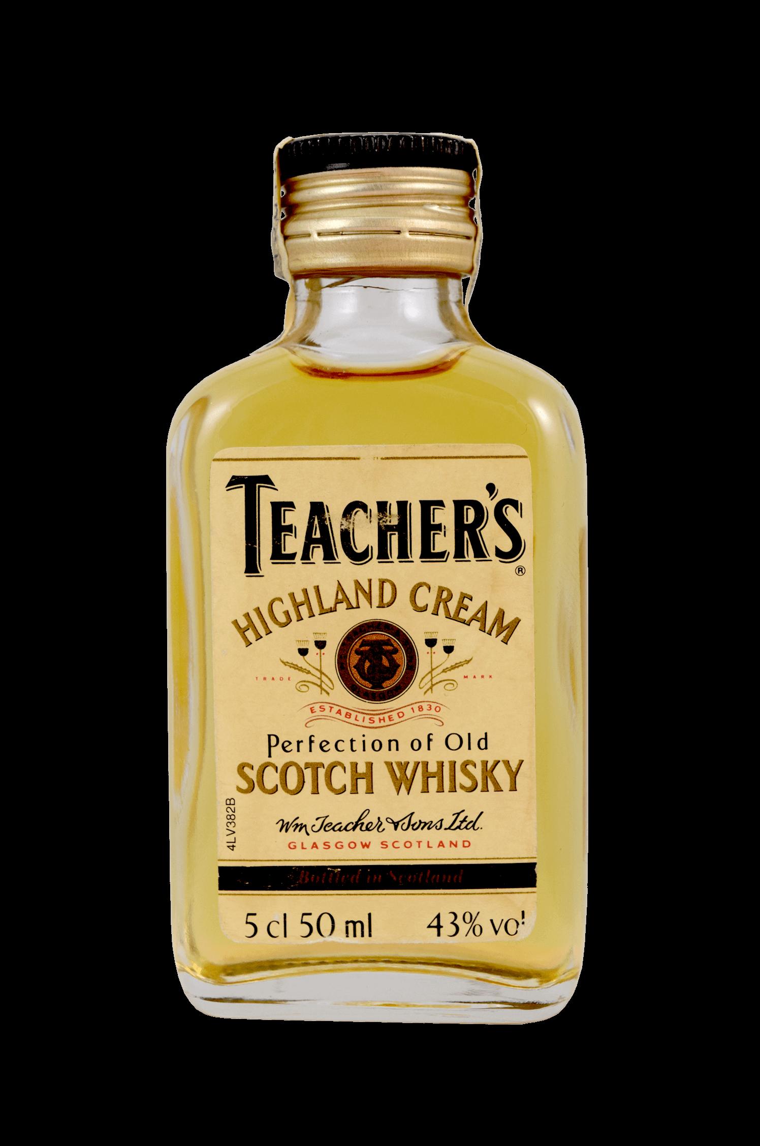 Teachers Highland Cream Whisky