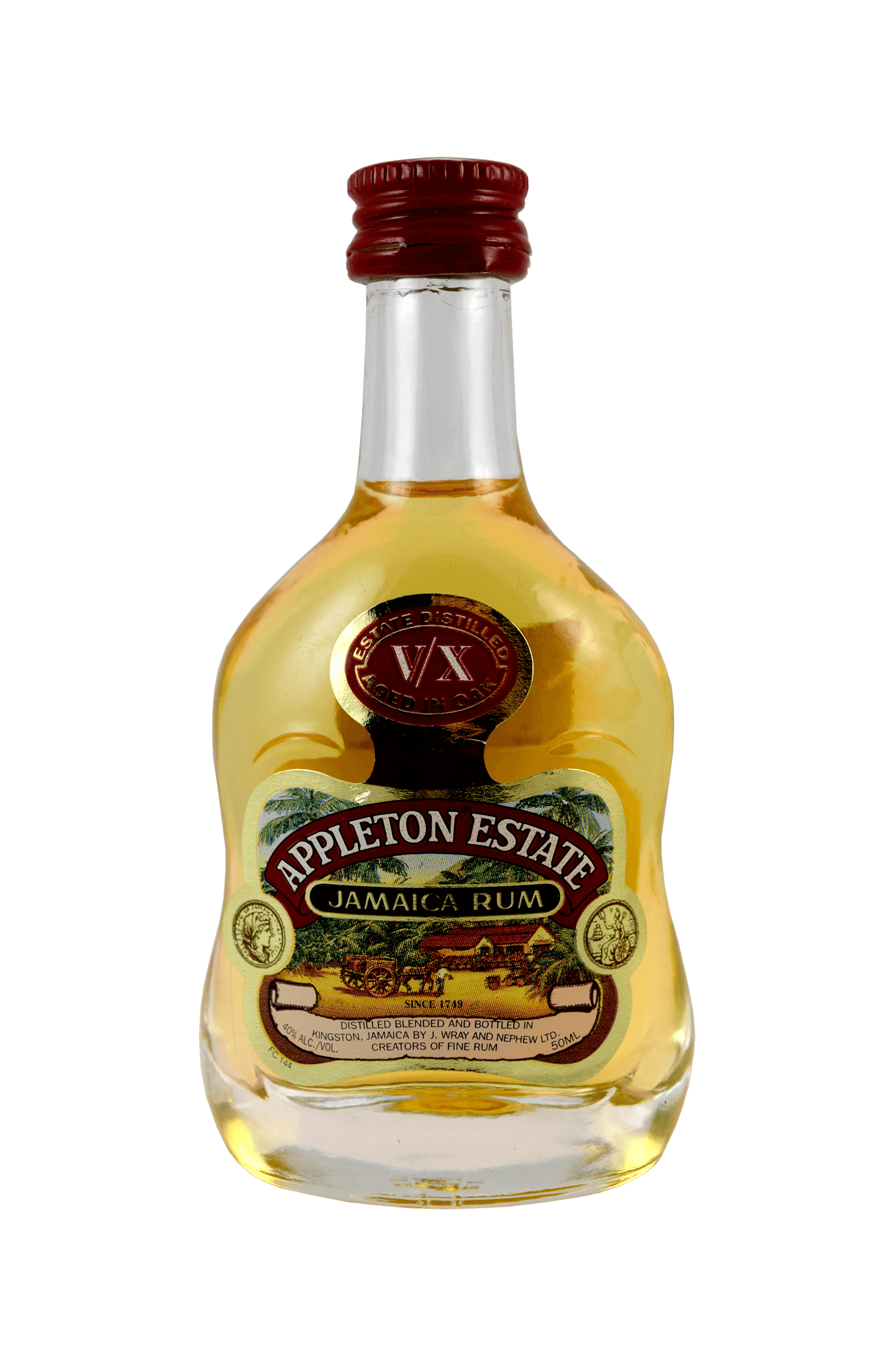 Jamaica Rum Appleton Estate