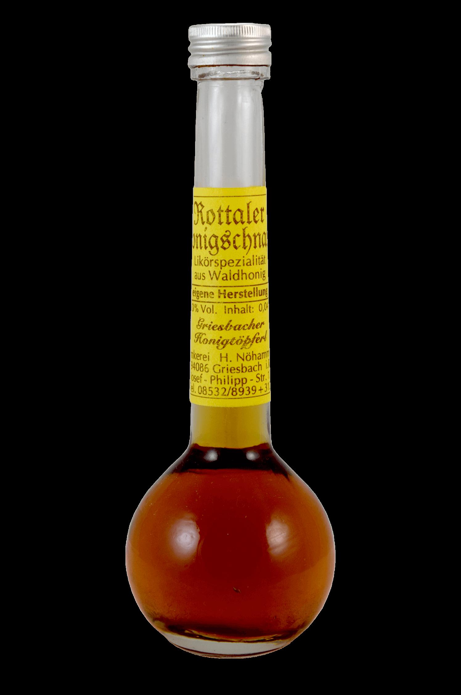 Rottaler Honigschnaps