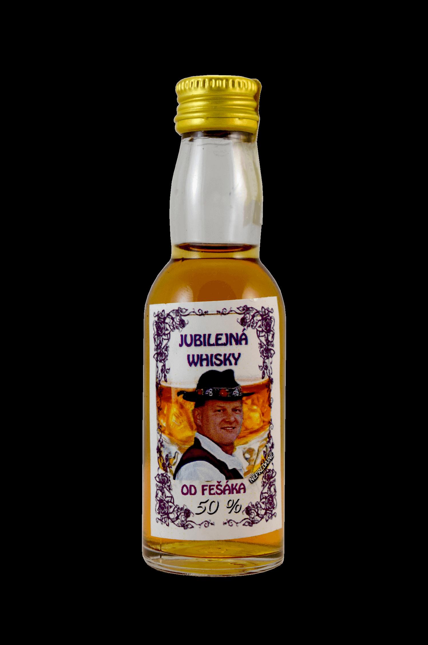 Jubilejná Whisky Od Fešáka