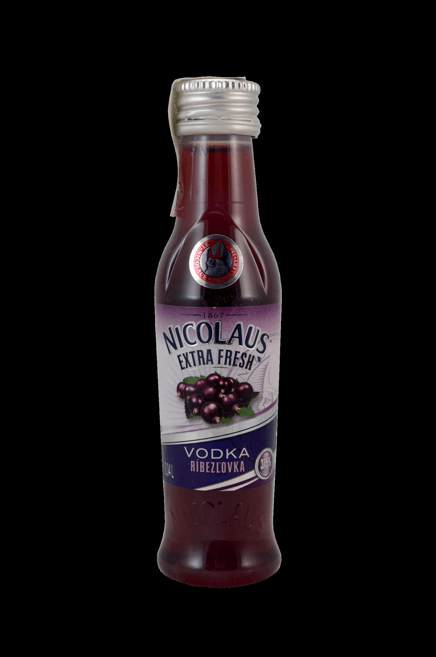 Nicolaus Extra Fresh Vodka Ríbezľovka