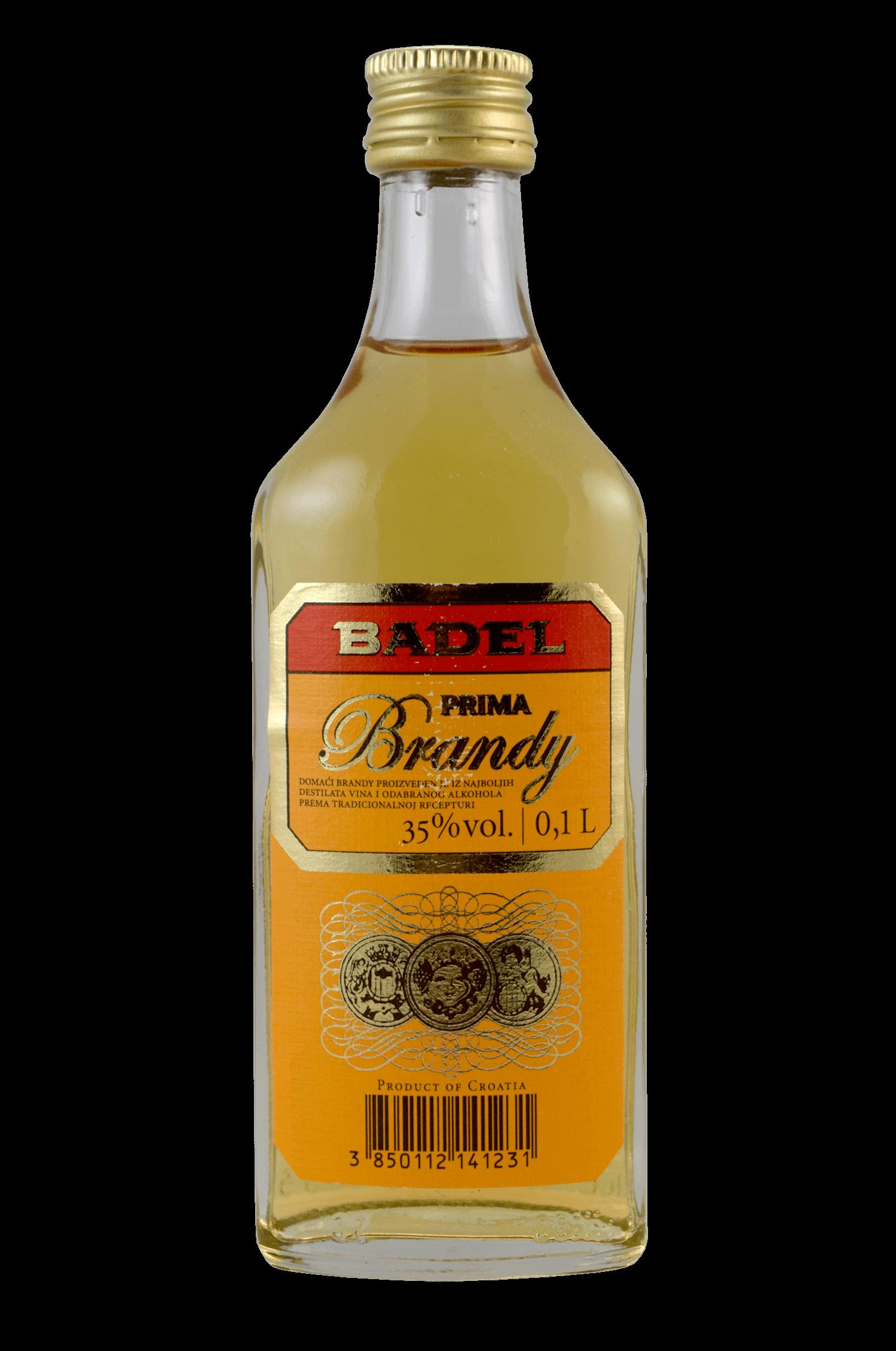 Badel Prima Brandy