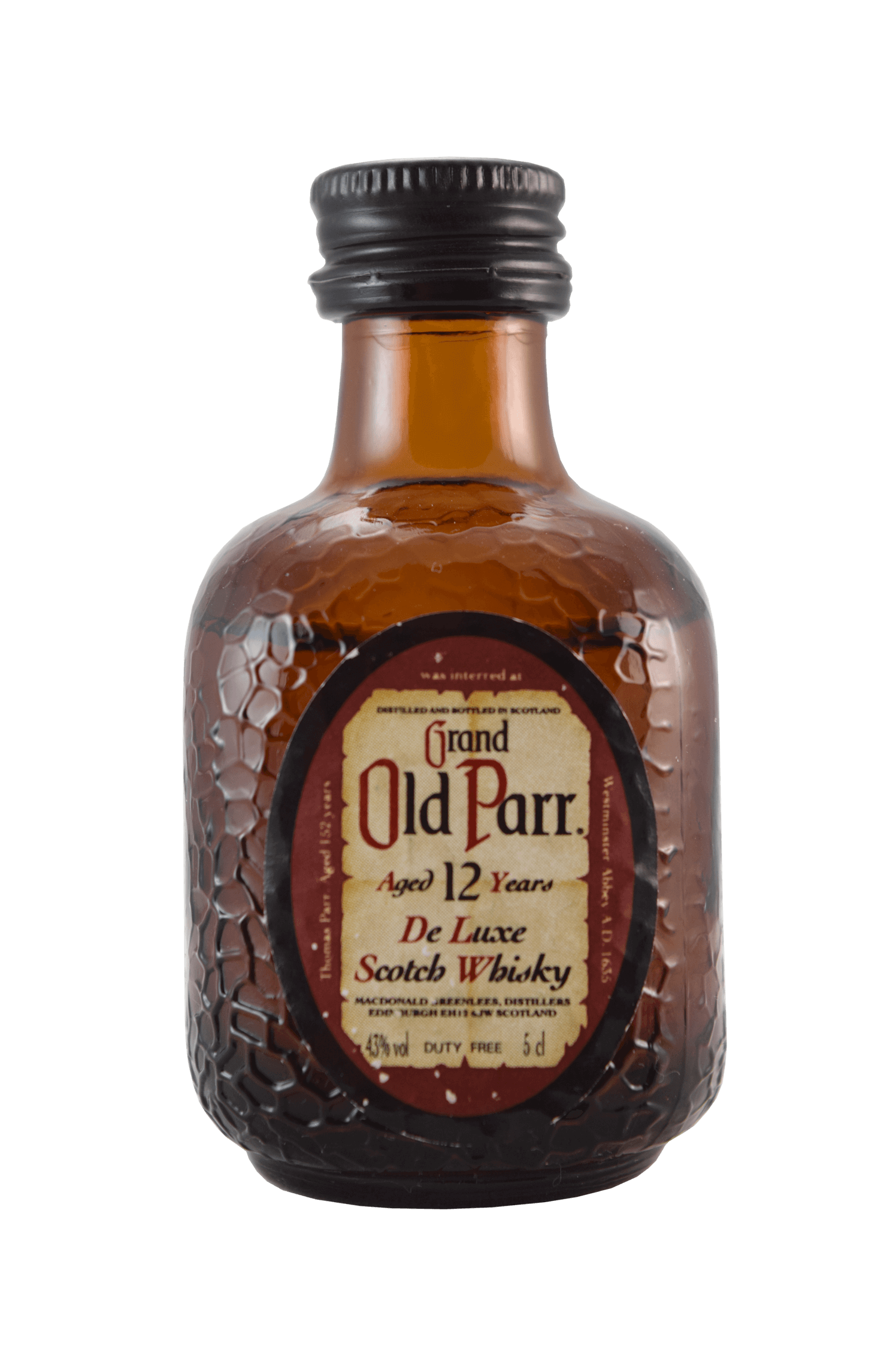 Grand Parr Scotch Whisky 12 Years