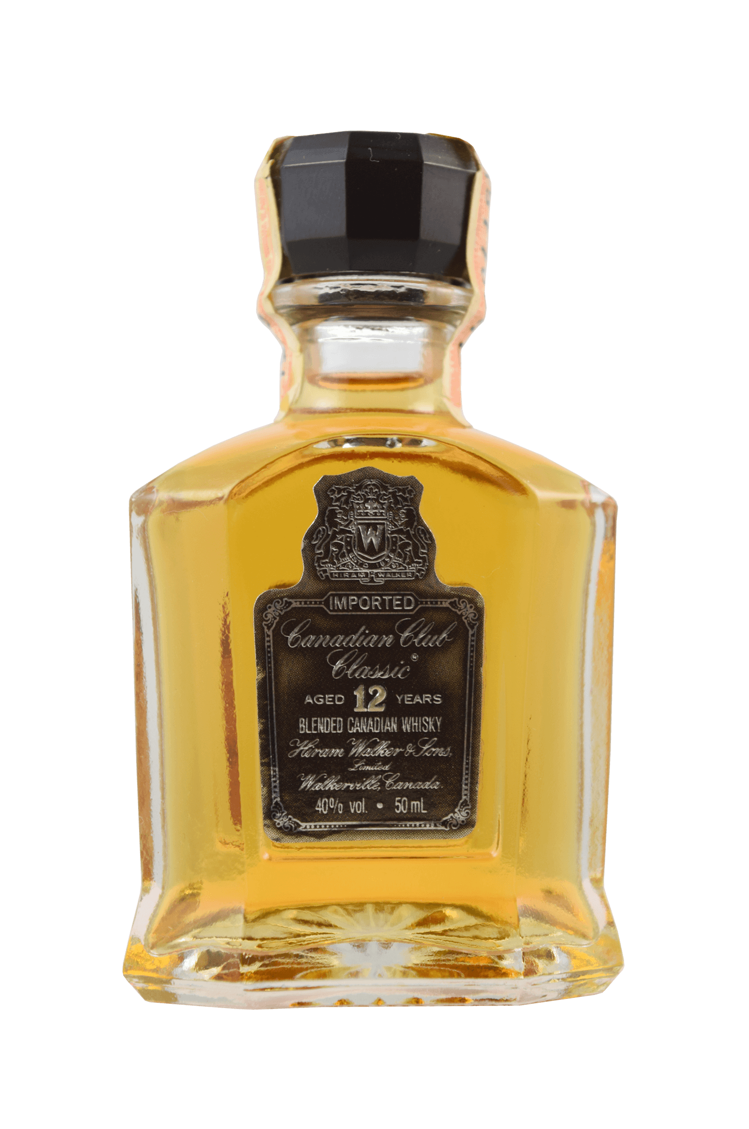 Canadian Club Classic 12 Years