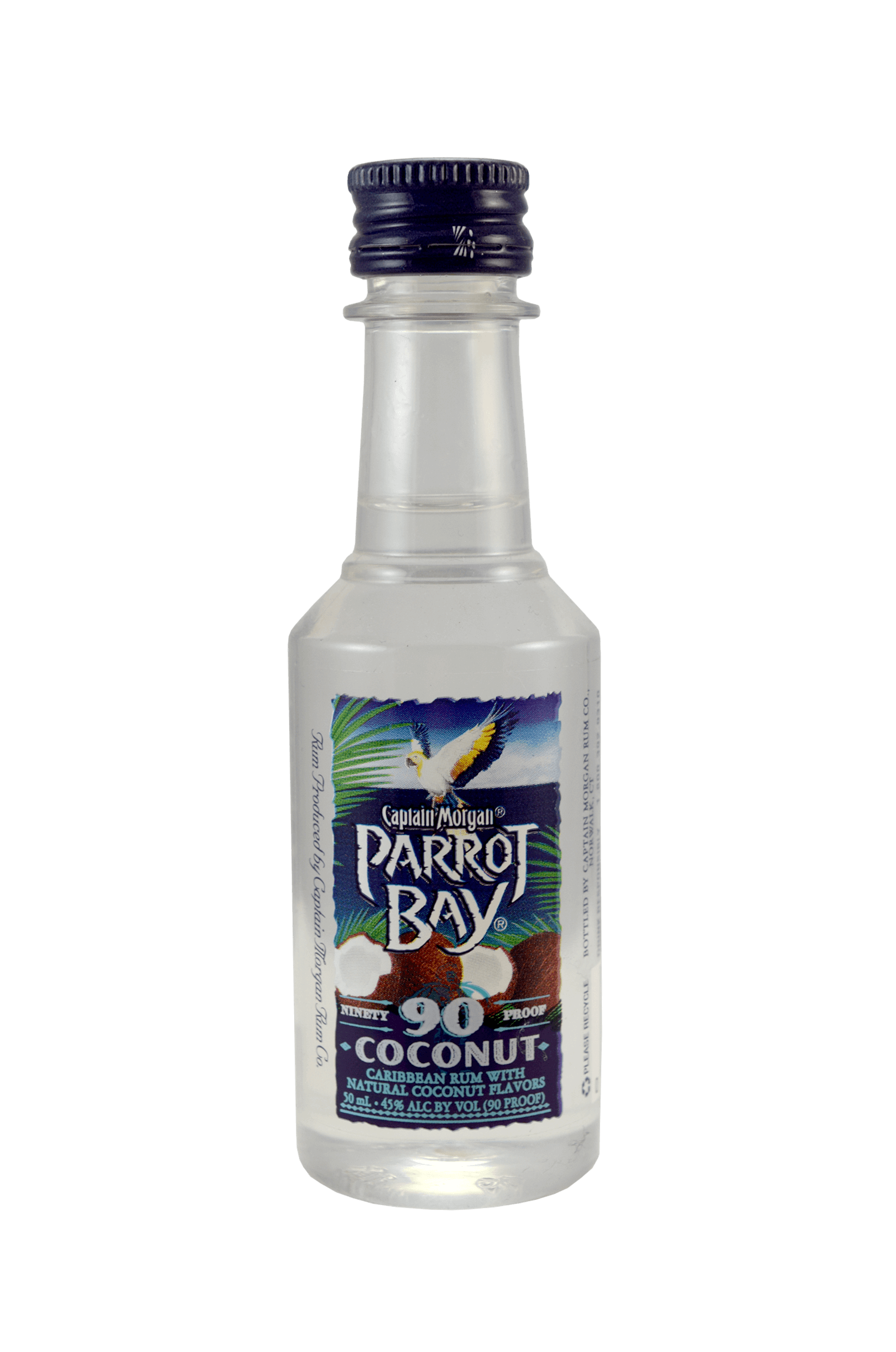 Captain Morgan Parrot Bay Coconut