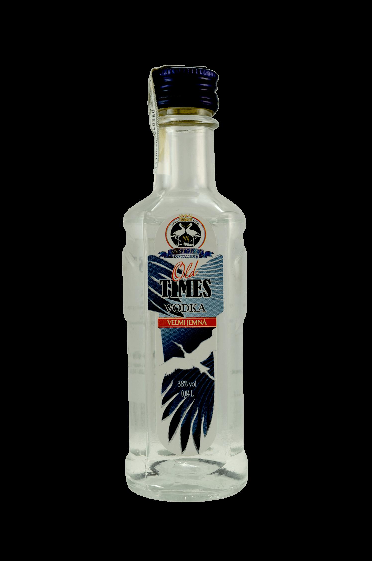Old Times Vodka Veľmi Jemná