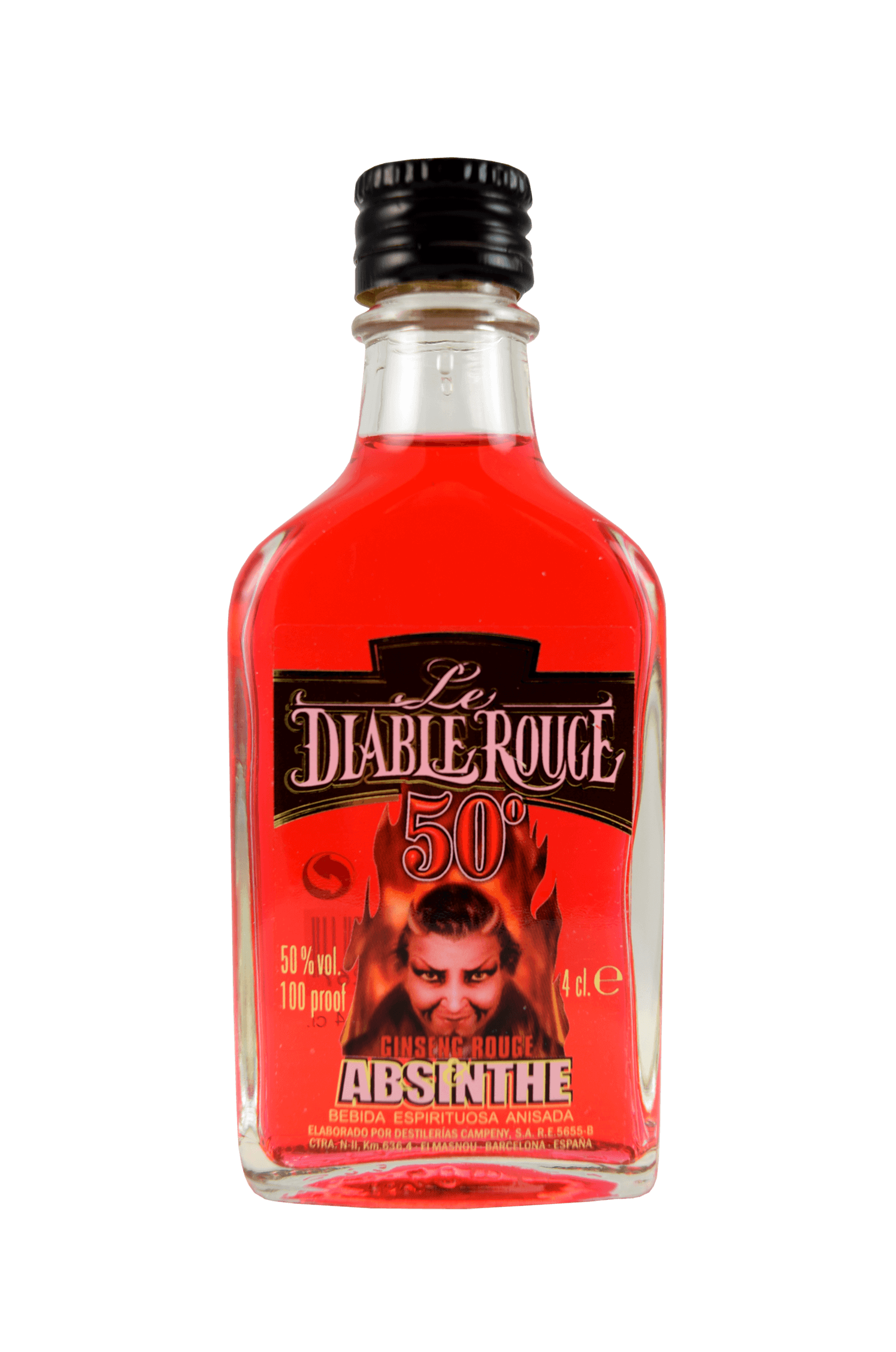 Diable Rouge Absinthe