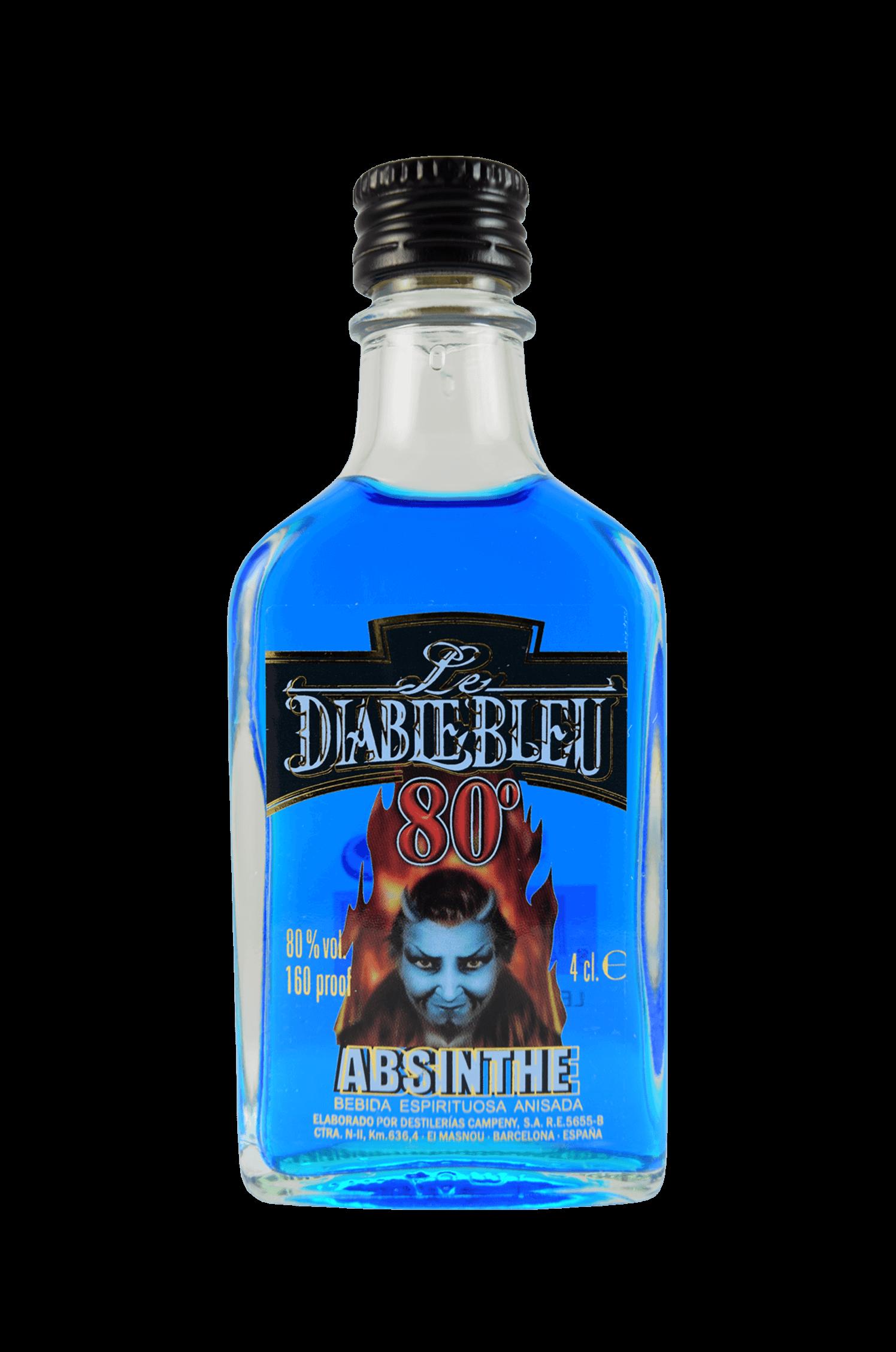 Diable Bleu Absinthe