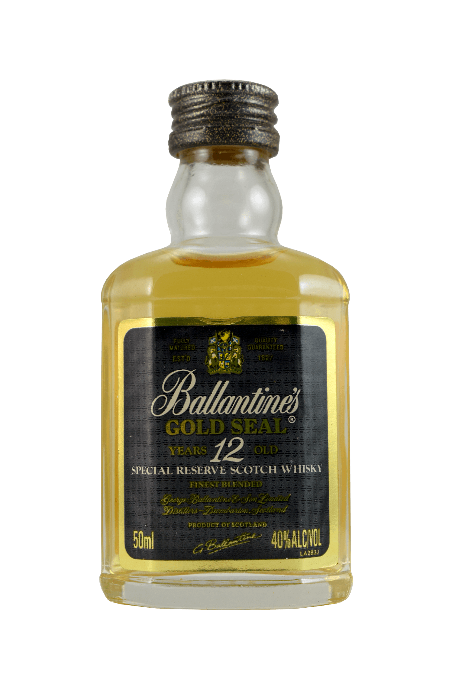 Ballantines Gold Seal