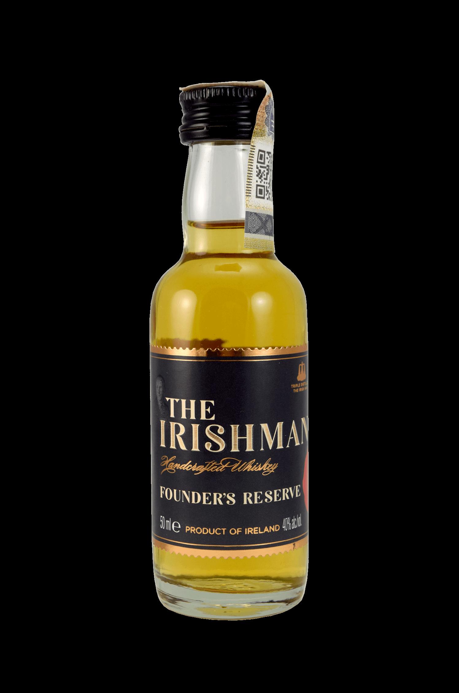 The Irishman Handerafted Whisky