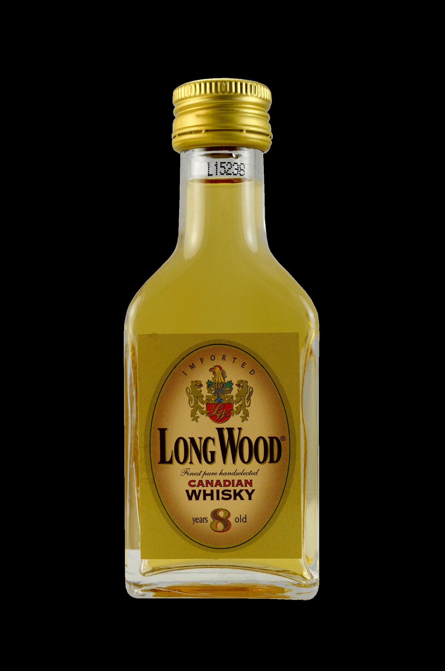 Long Wood Canadian Whisky