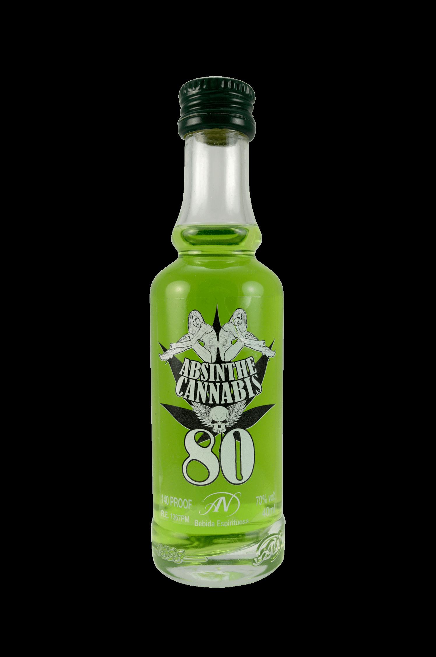 Absinthe Cannabis 80