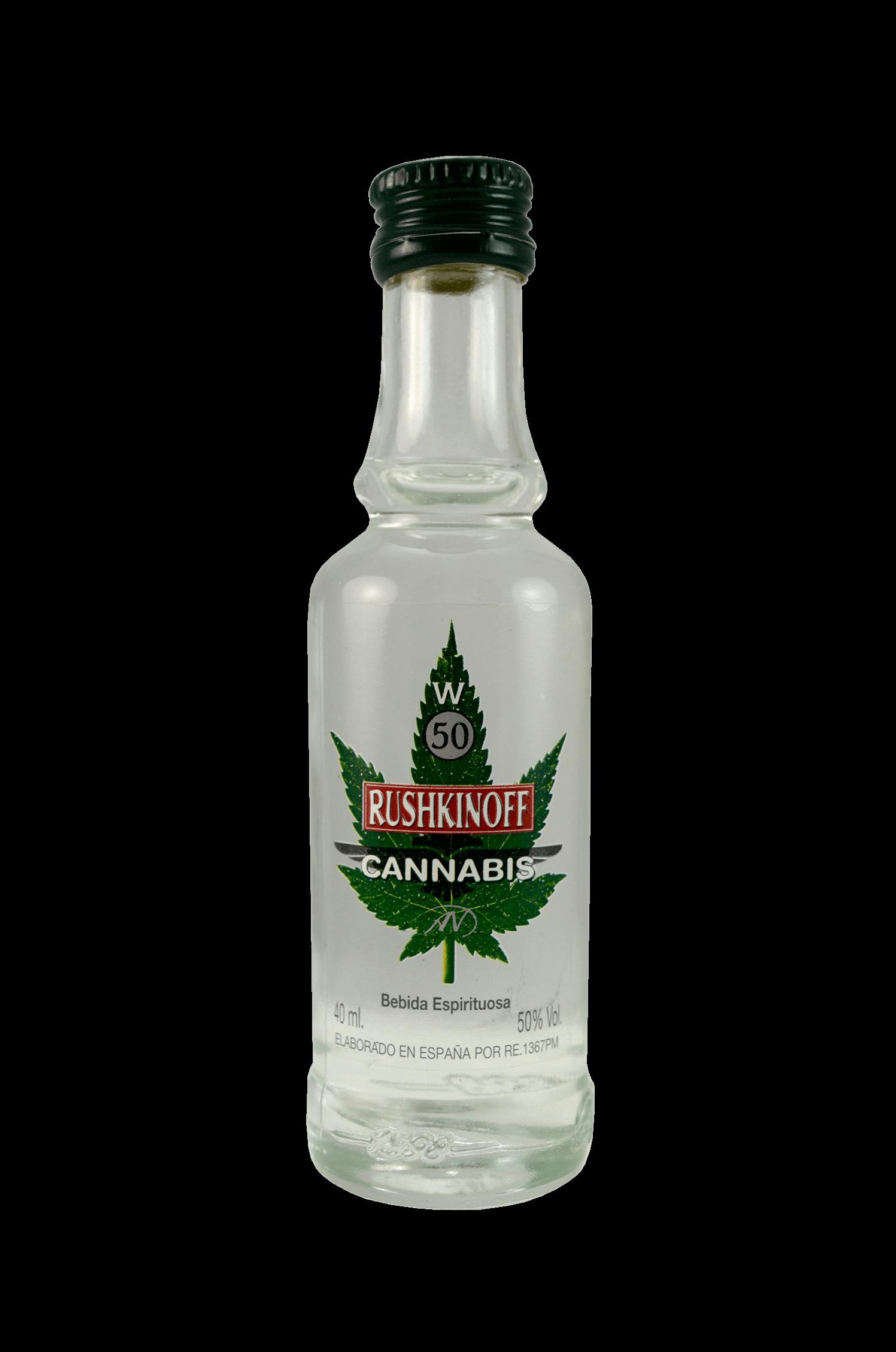 Rushkinoff Cannabis W50