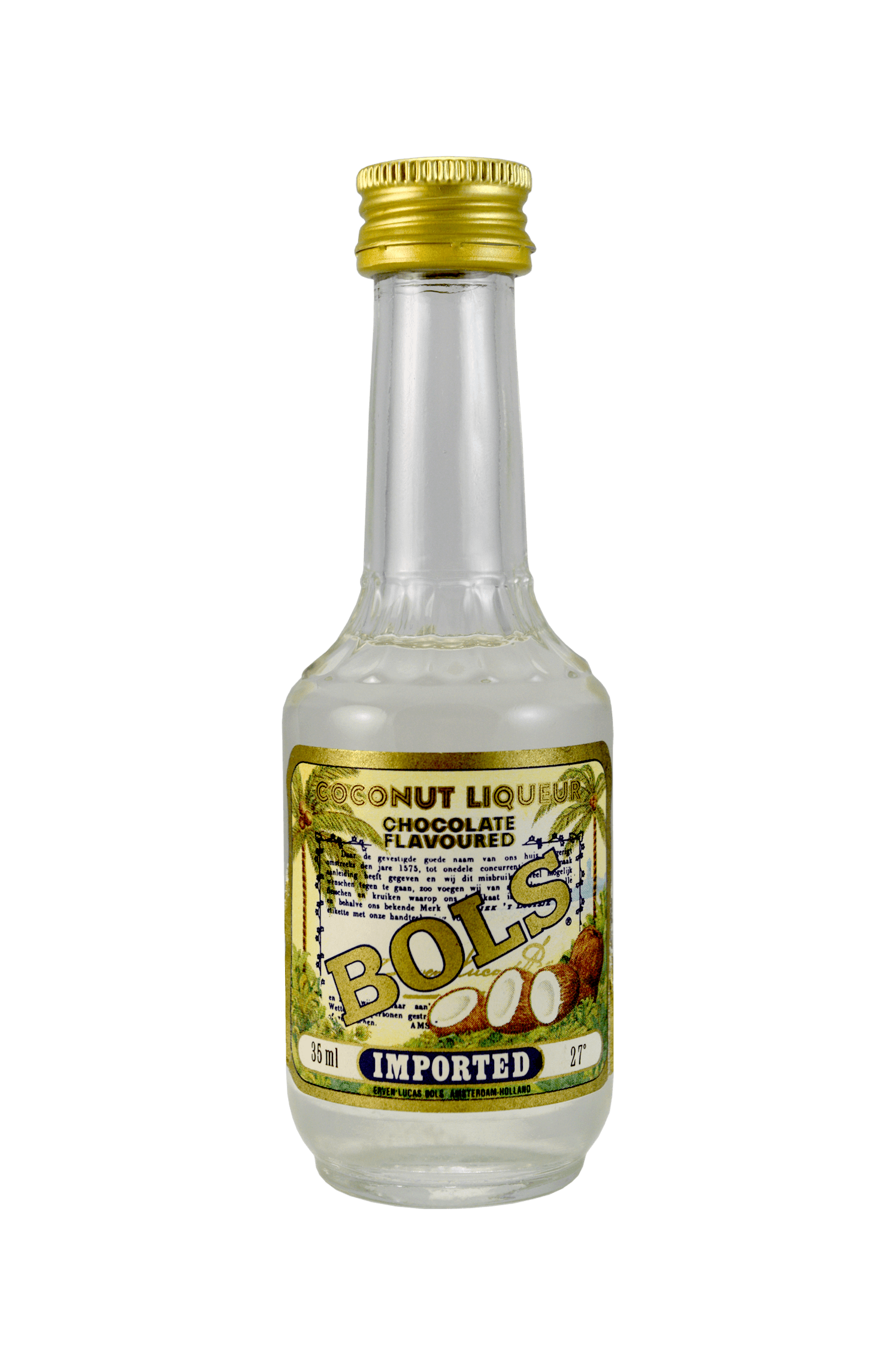 Bols Coconut Liqueur