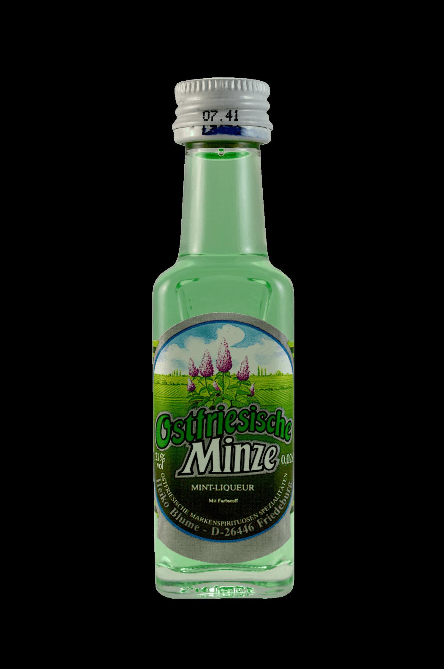 Ostfriesische Minze Liqueur