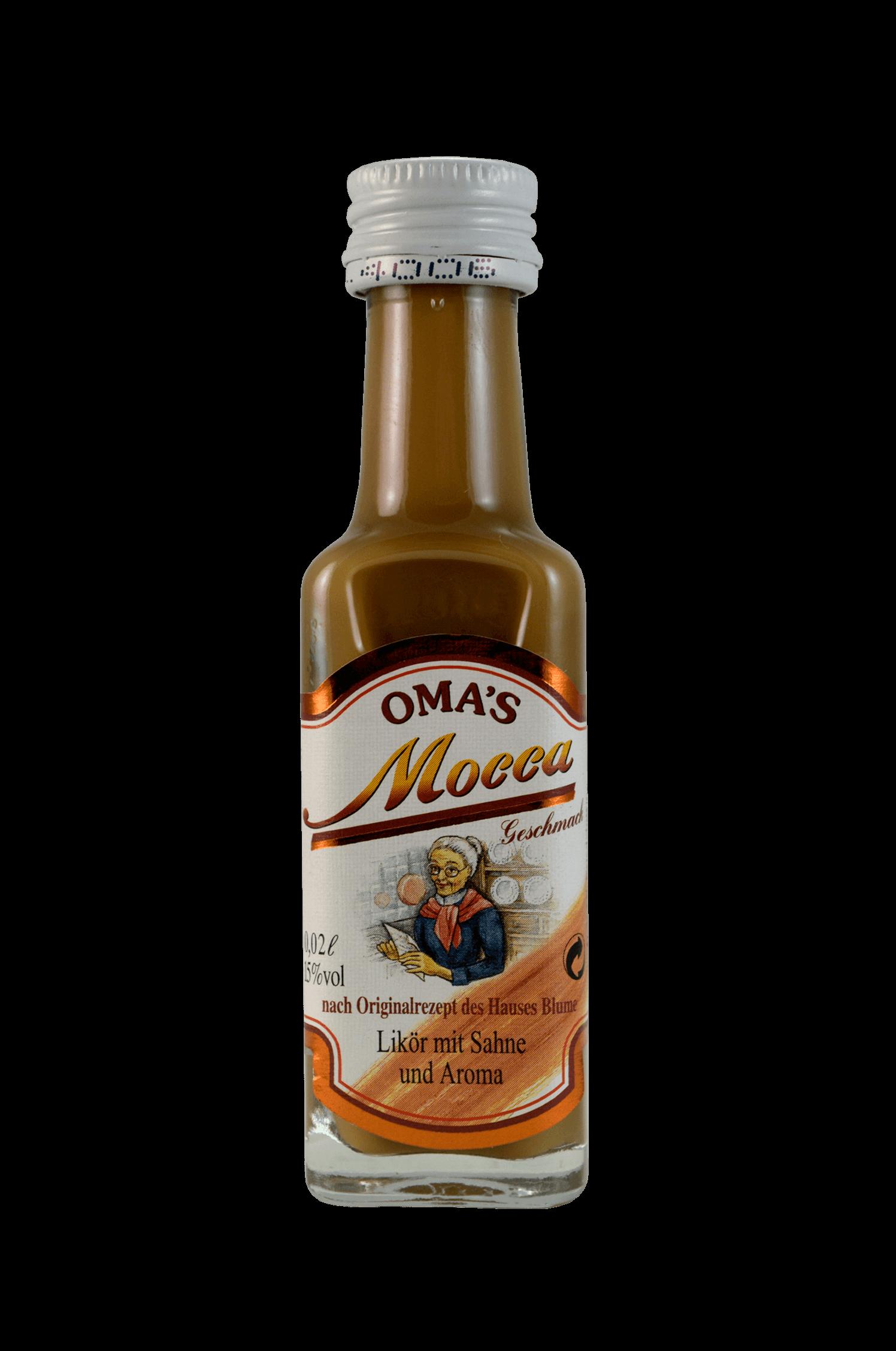 Oma's Mocca Likör