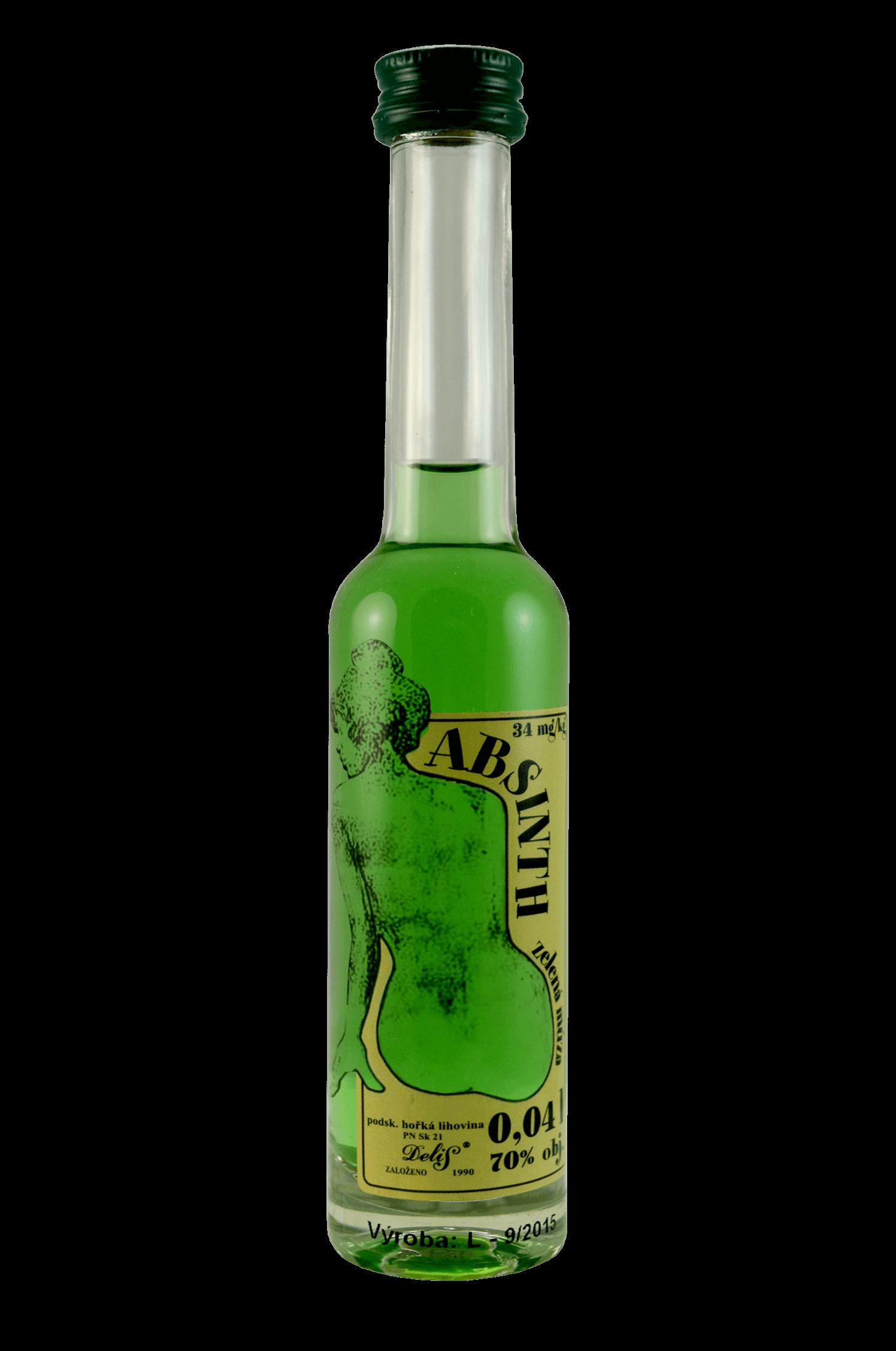Absinth Zelená Múza