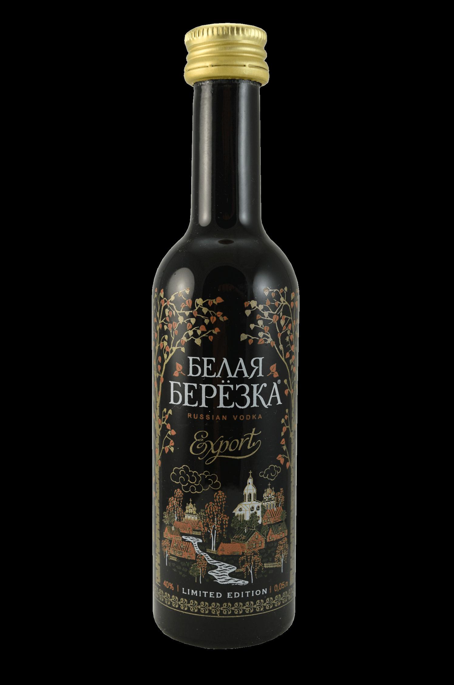 Belaya Berezka Russian Vodka
