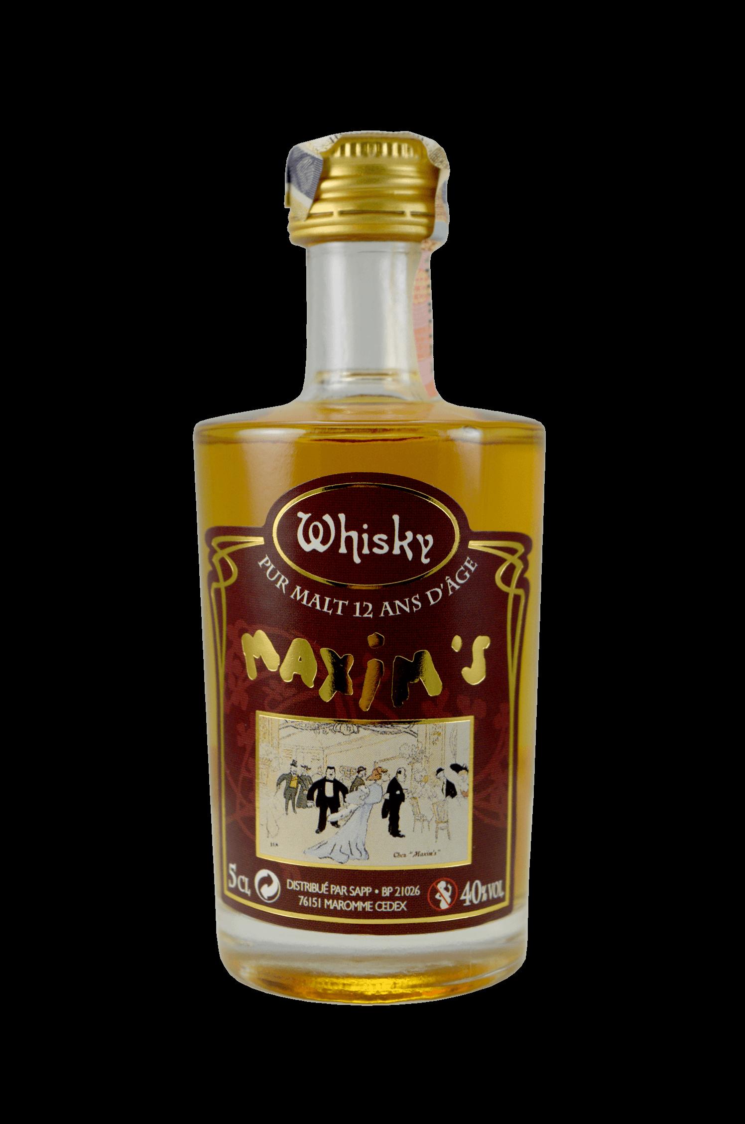Maxim's Whisky