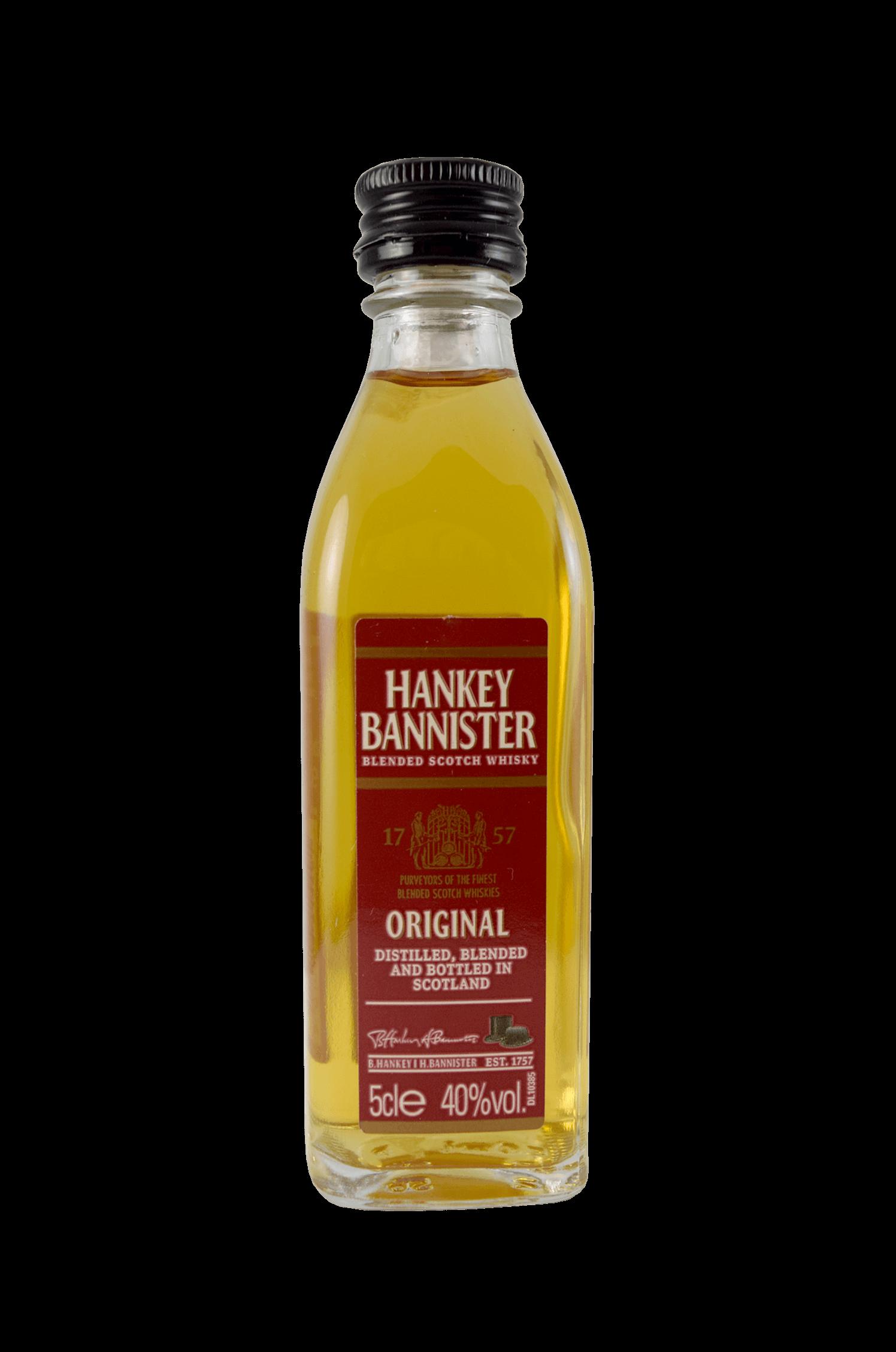 Hankey Bannister Whisky