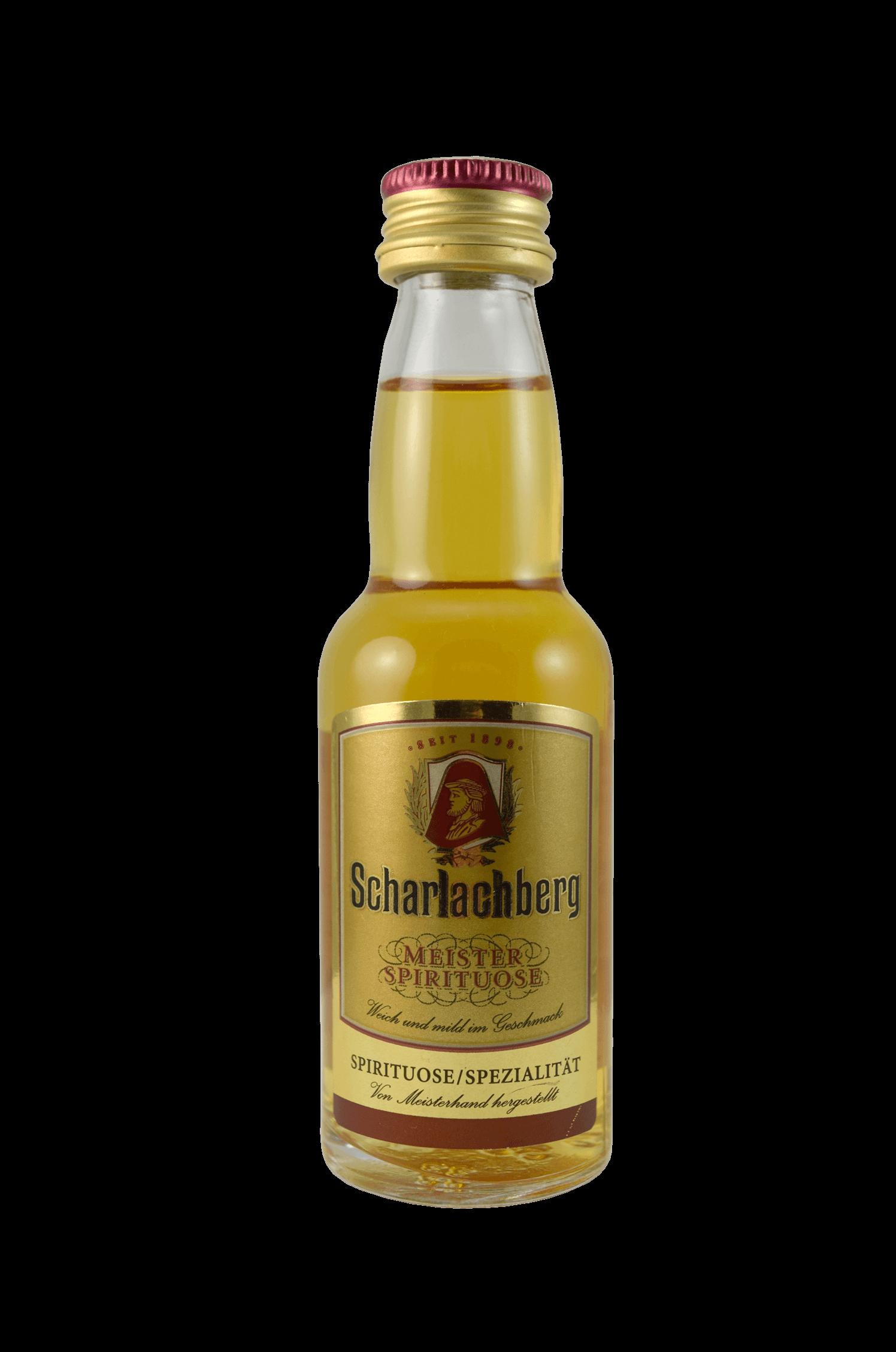 Scharlachberg Meister Spirituose