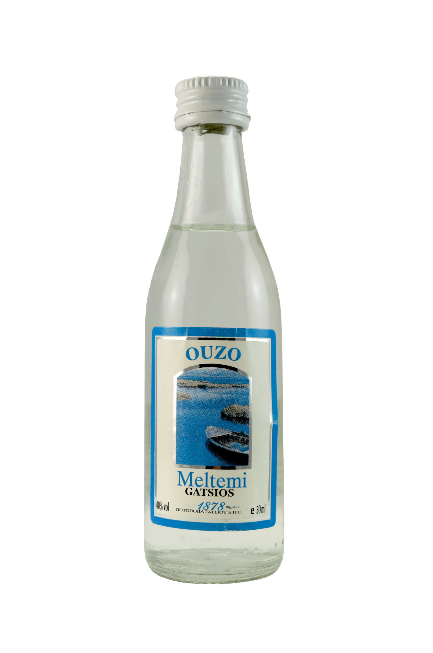 Ouzo Meltemi Gatsios