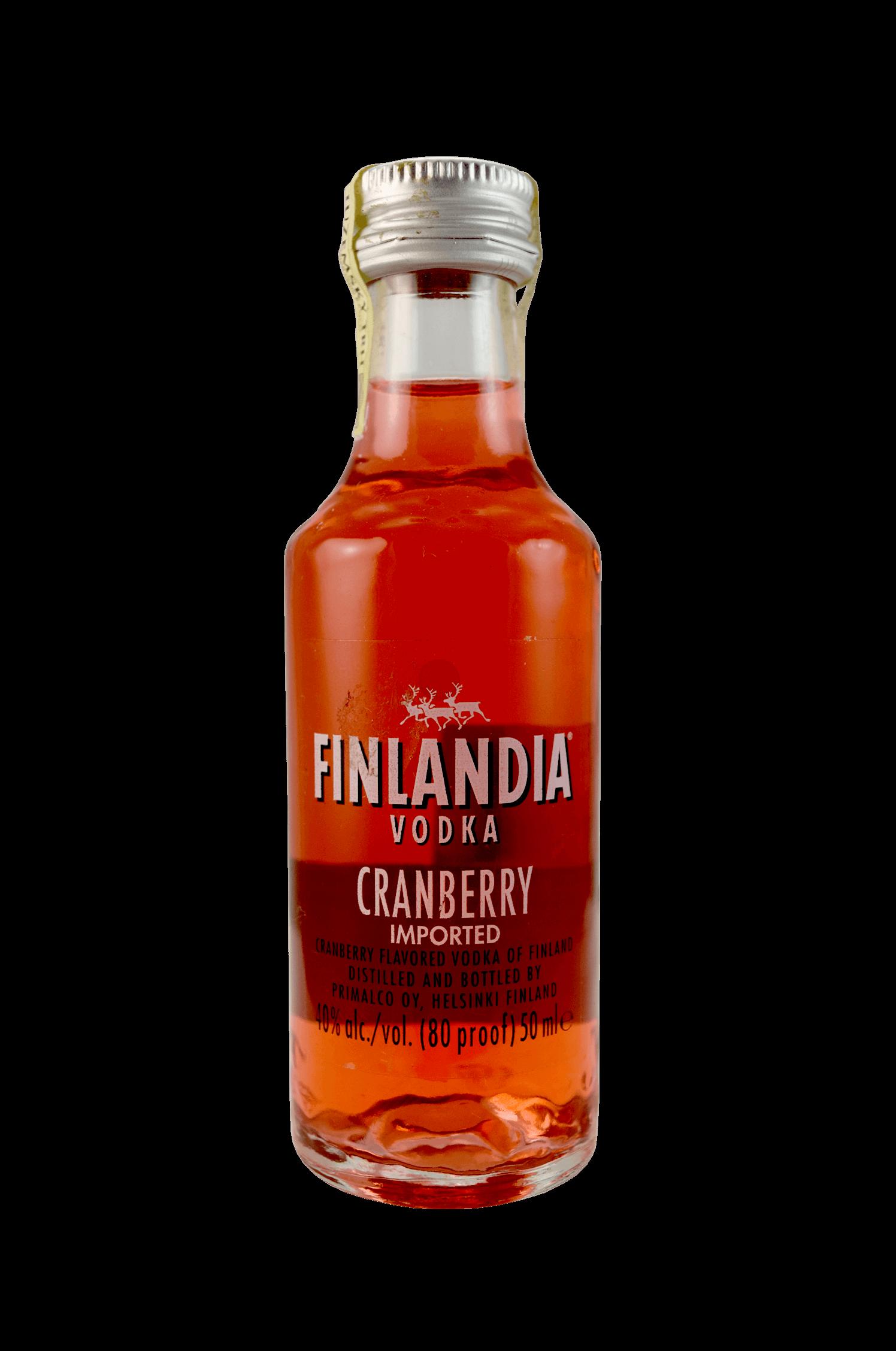 Finlandia Vodka Cranberry