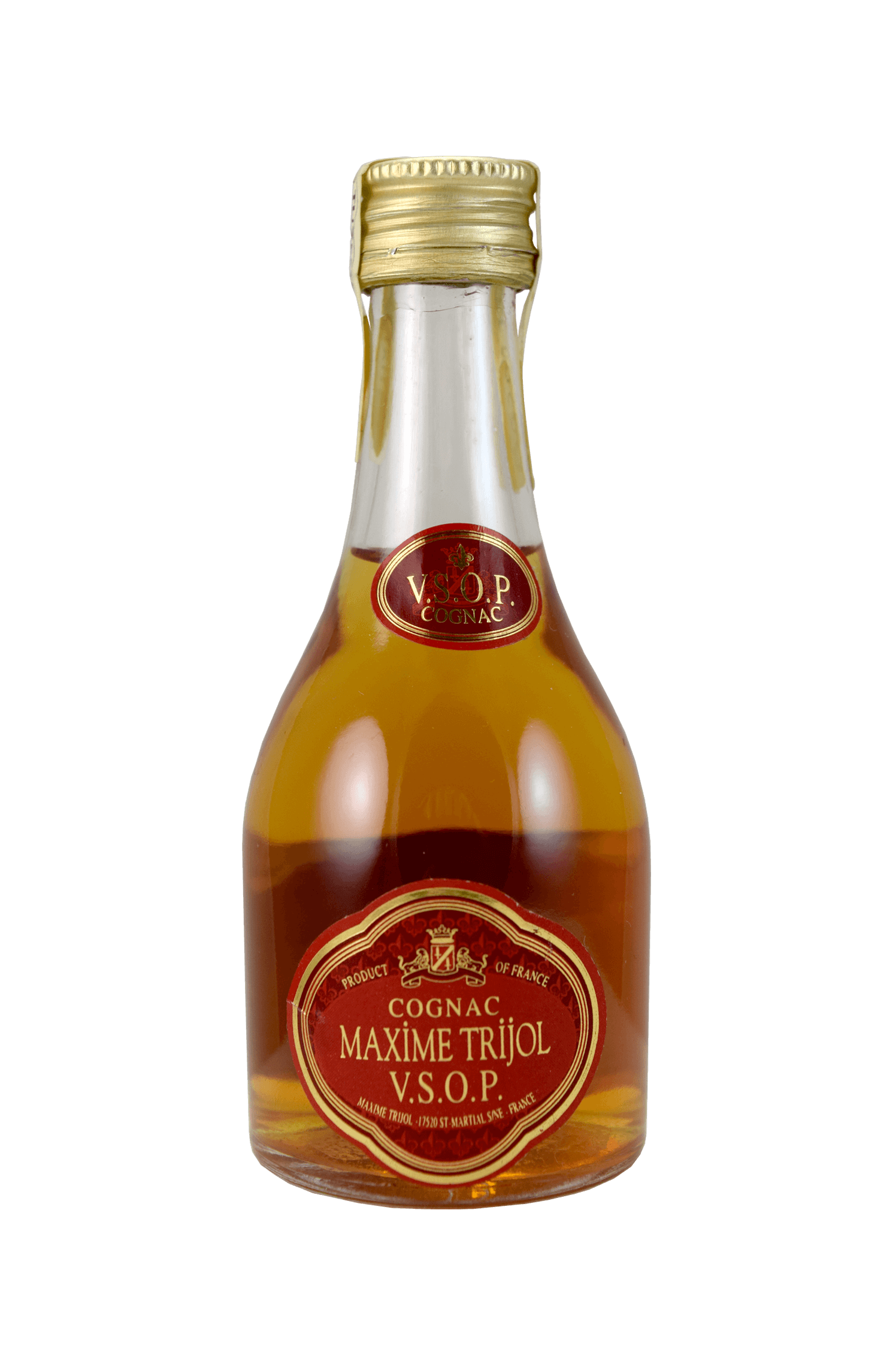 Cognac Maxime Trijol V.S.O.P.