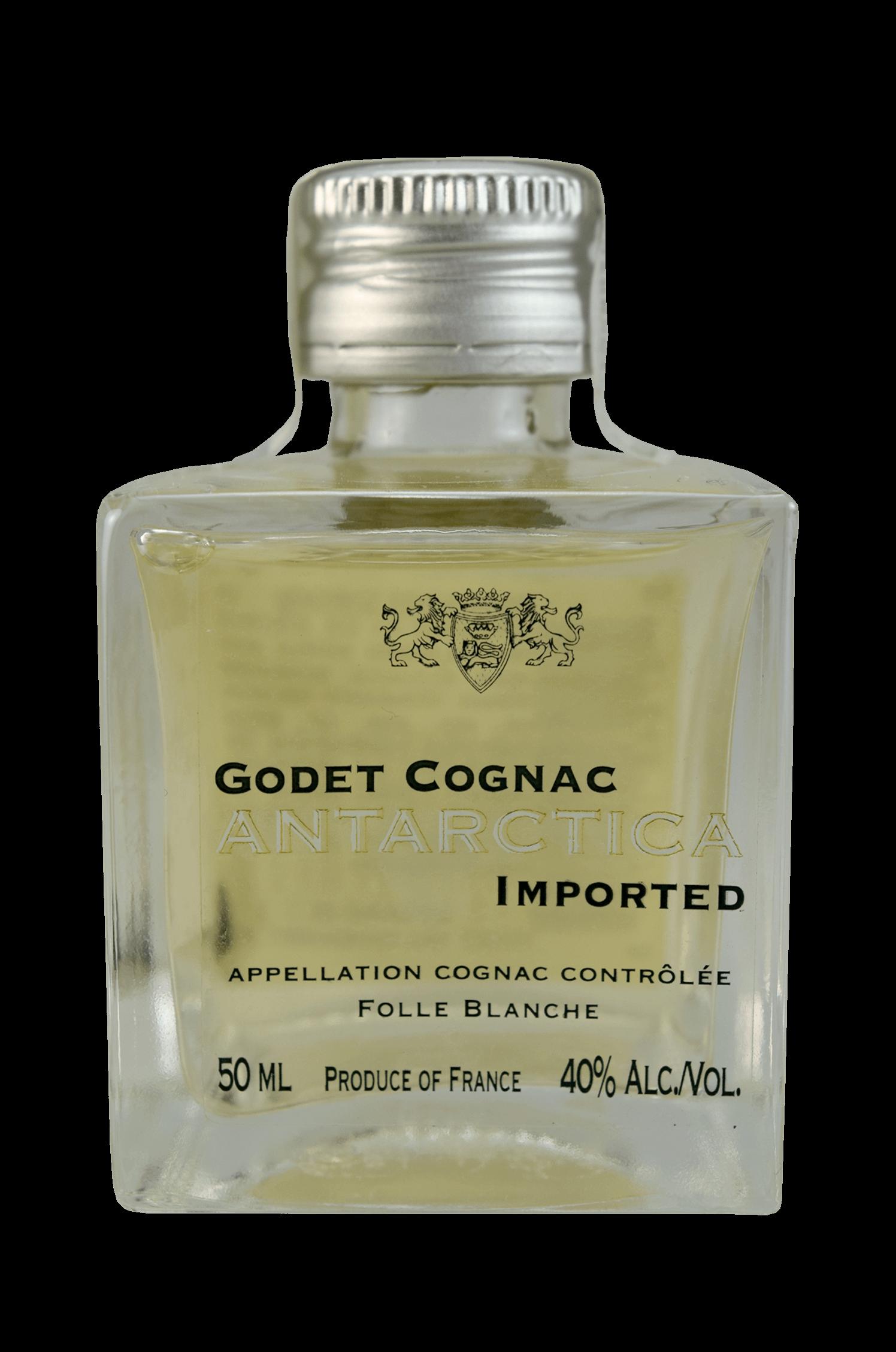 Antarctica Godet Cognac