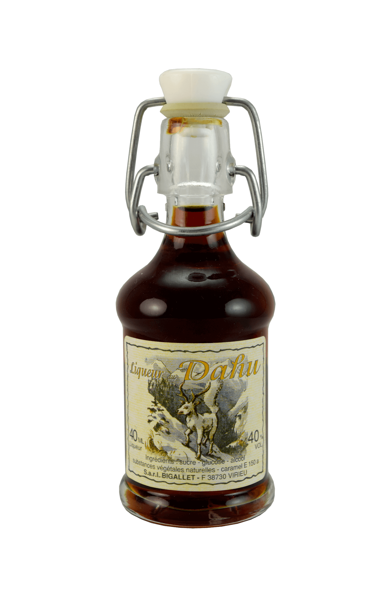 Liqueur Dahu