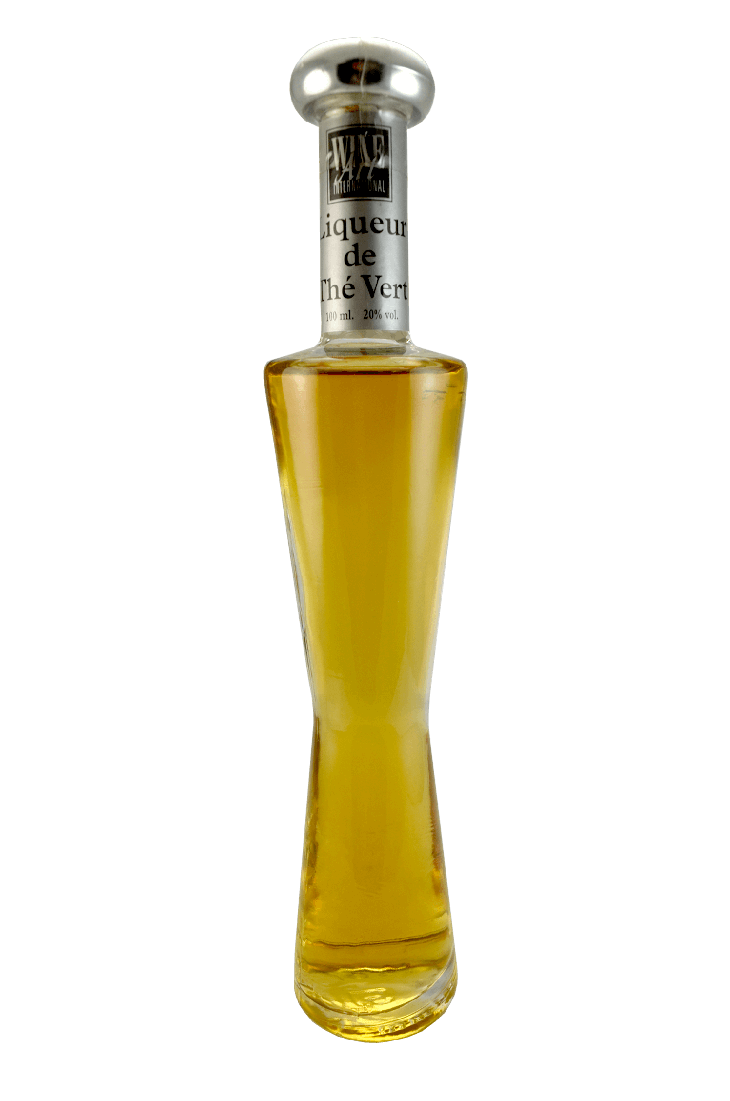 Liqueur De The Vert