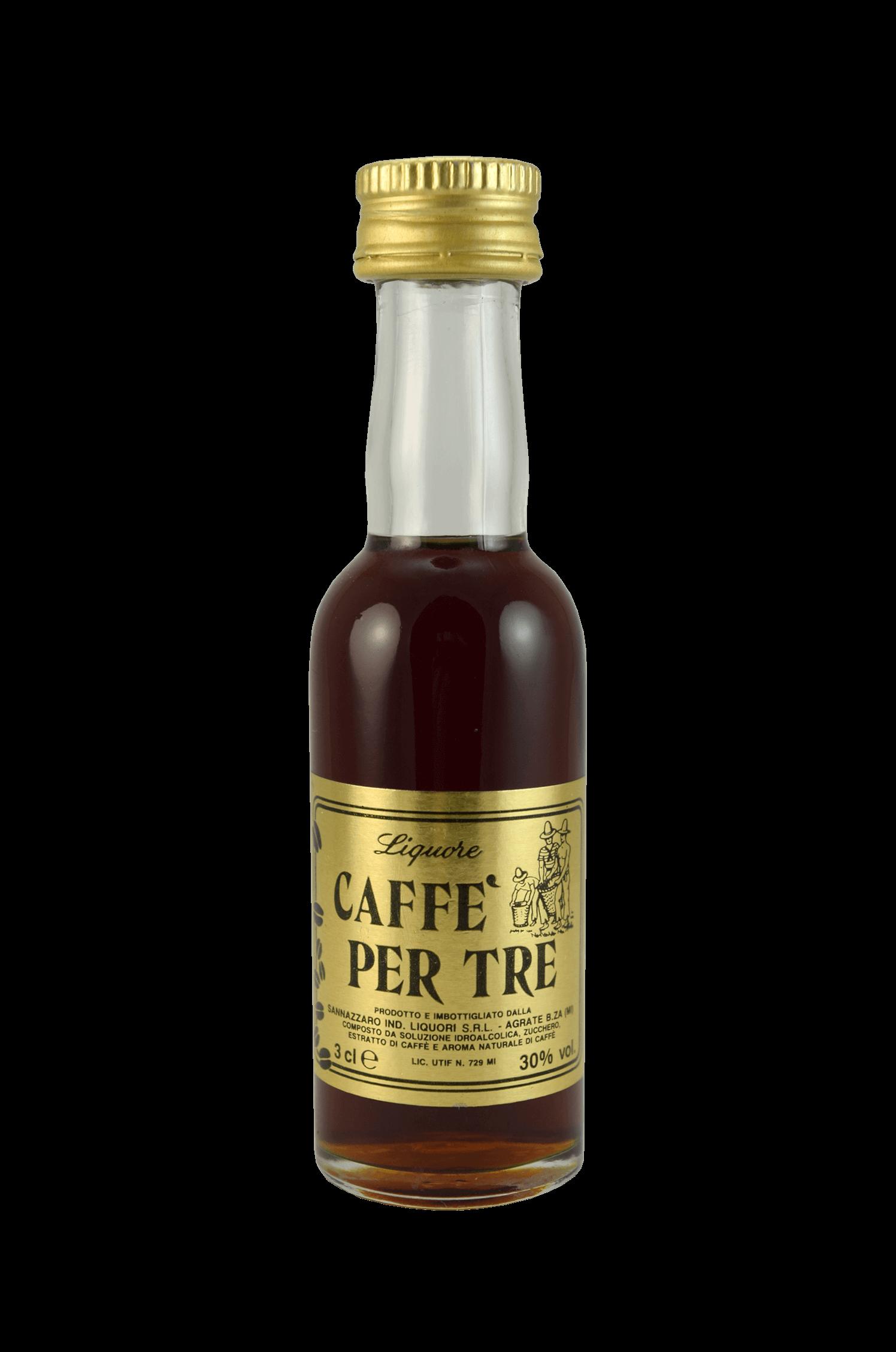 Liquore Caffe Per Tre
