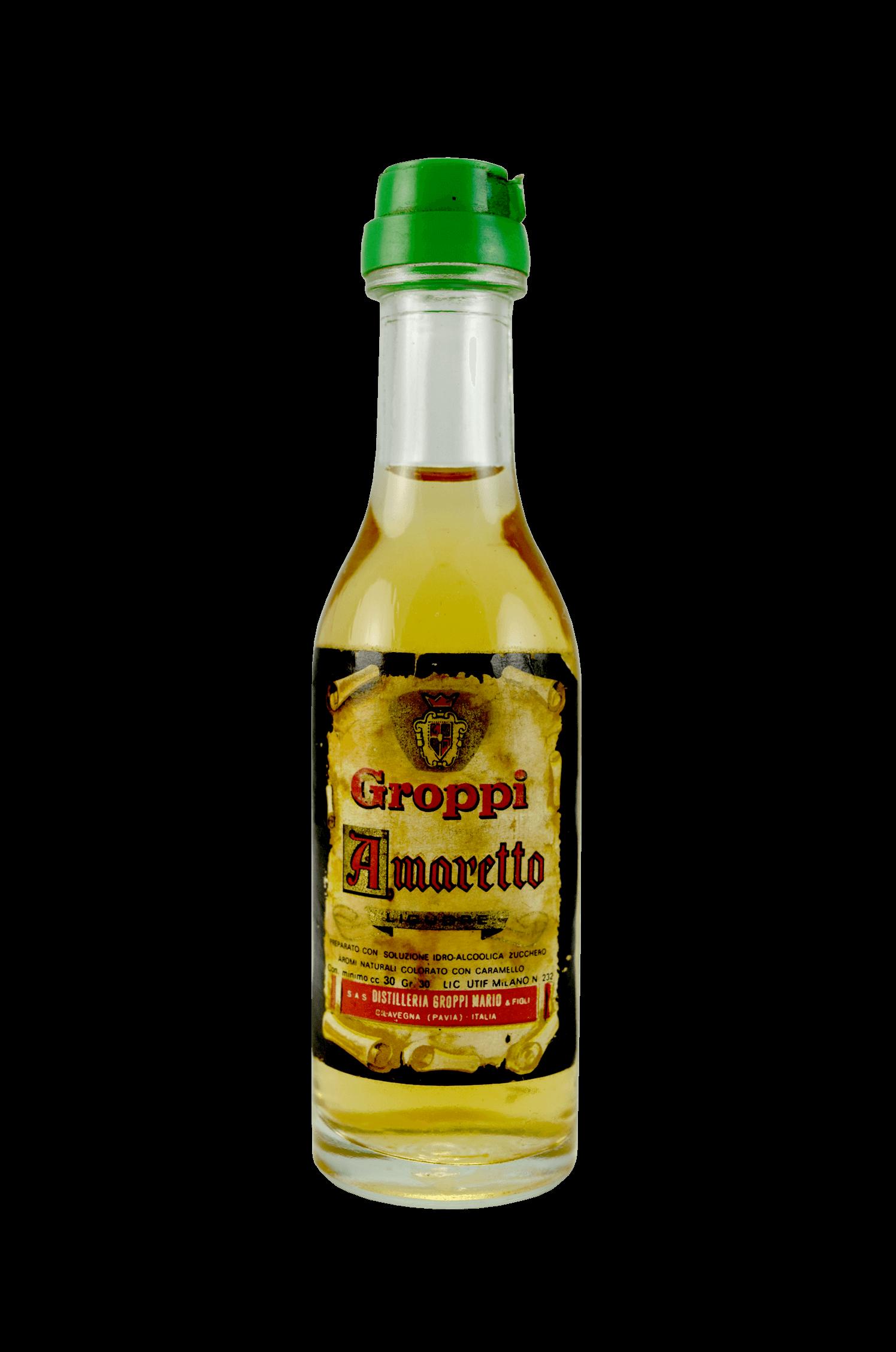 Groppi Amaretto Liquore