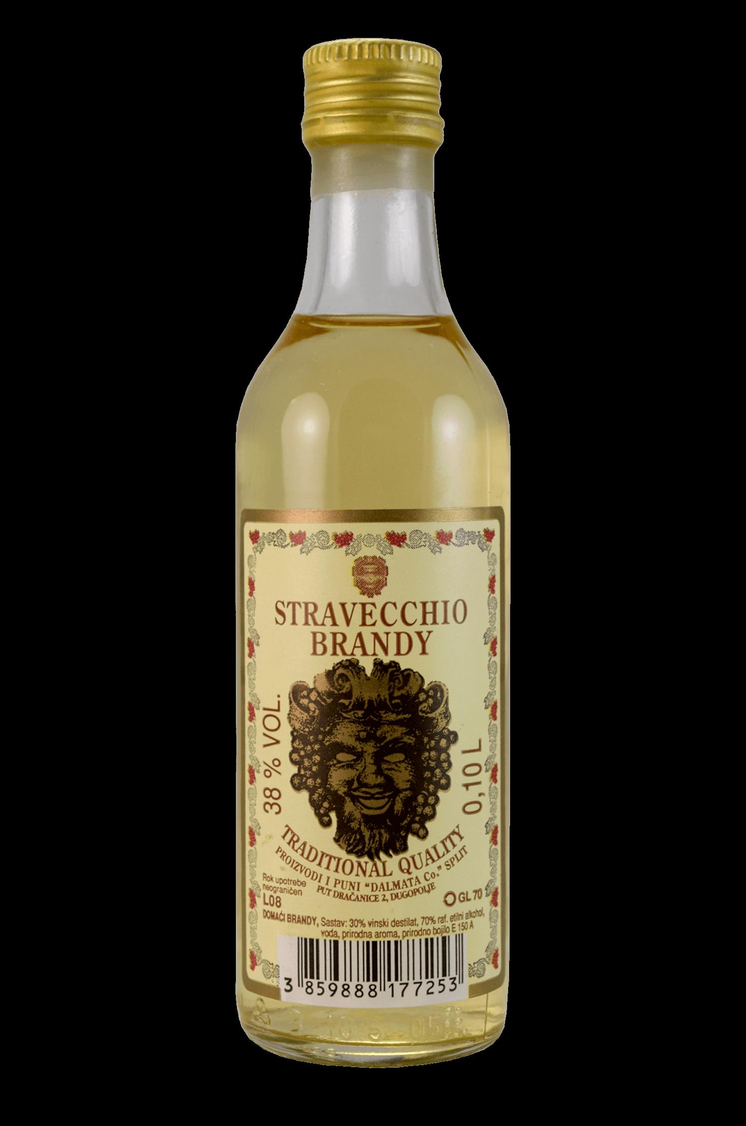 Stravecchio Brandy